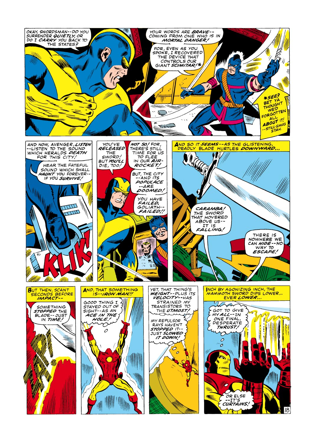 The Avengers (1963) _Annual_1 Page 18