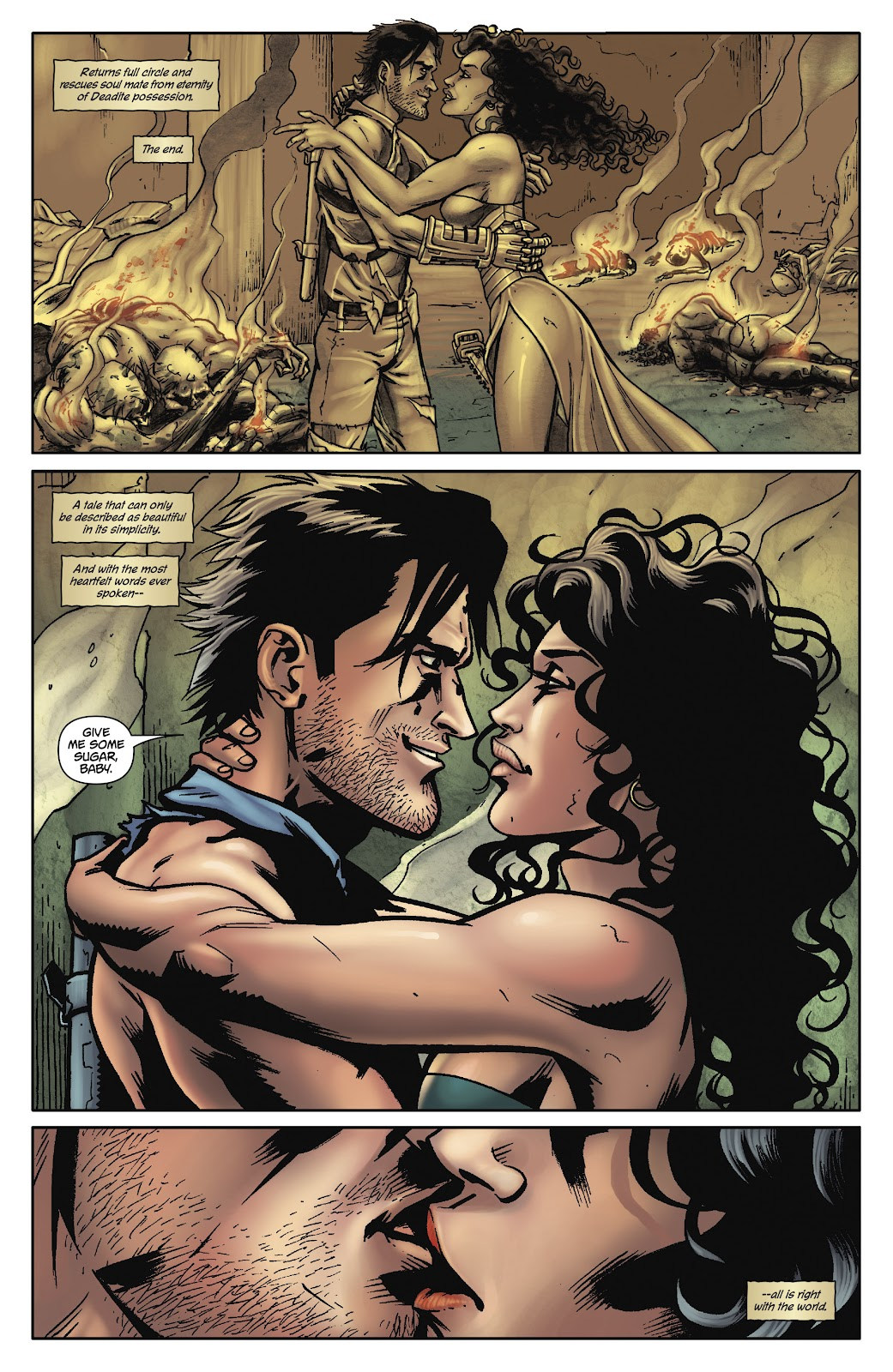Army of Darkness: The Long Road Home issue TPB - Page 10