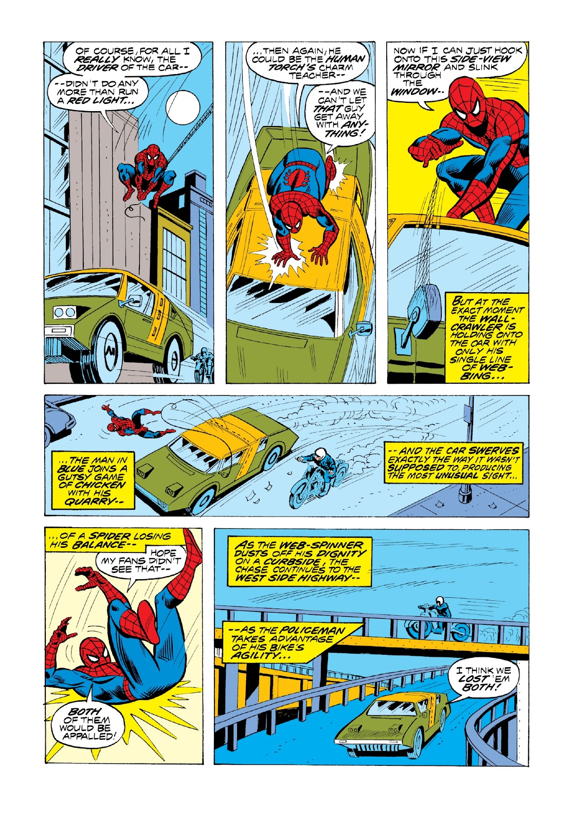 Read online Marvel Masterworks: The Spectacular Spider-Man comic -  Issue # TPB 2 (Part 1) - 11