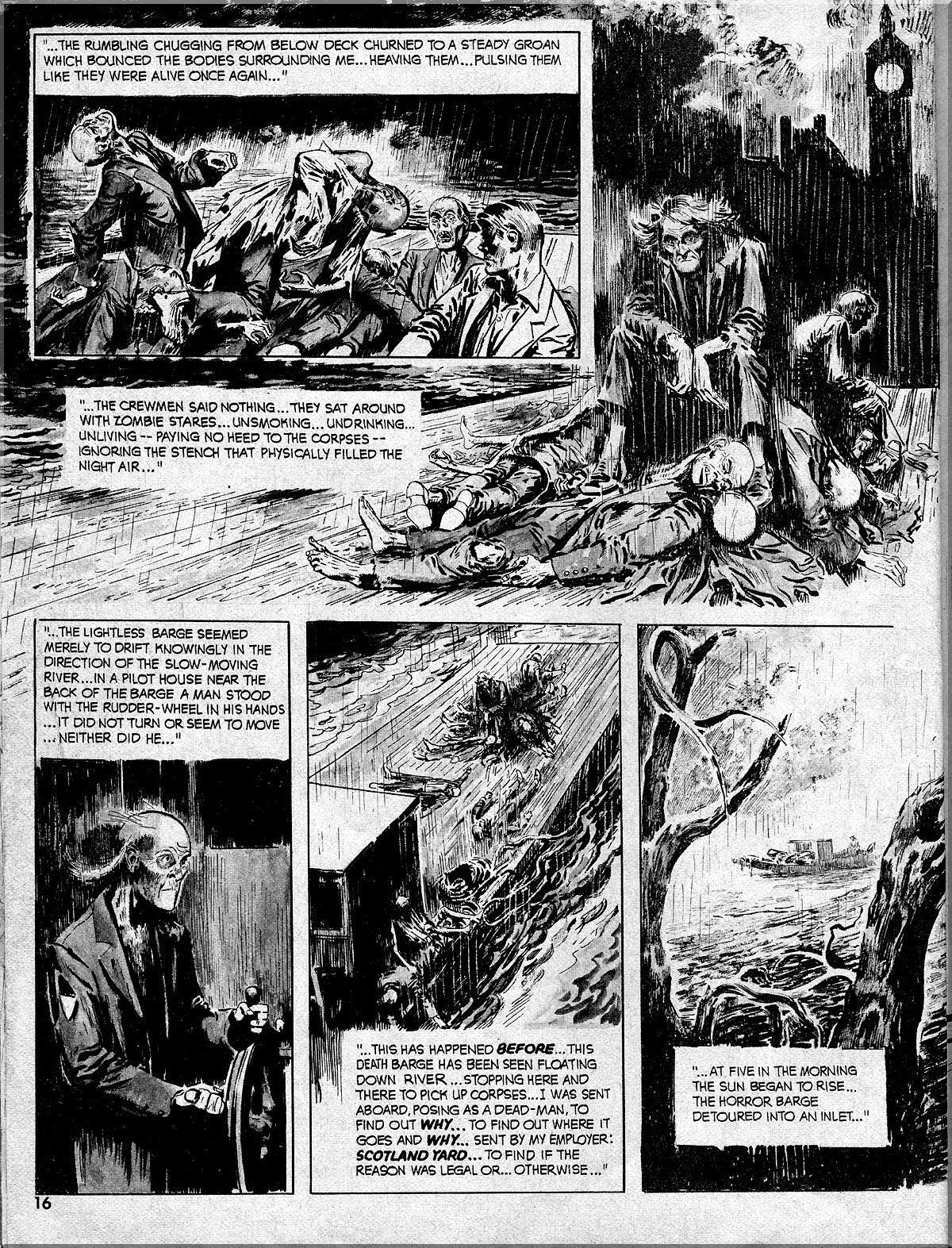 Nightmare (1970) issue 10 - Page 16