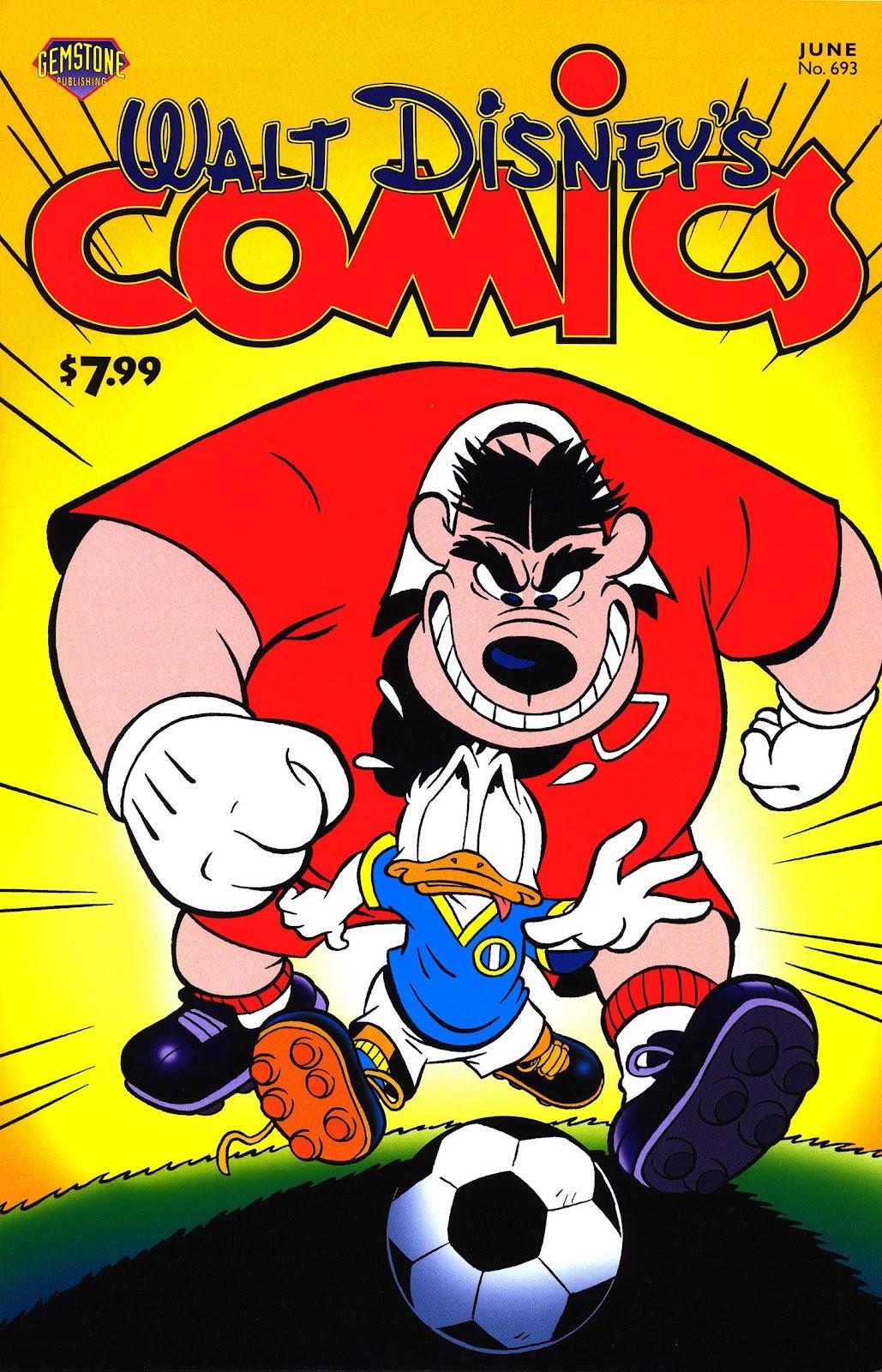 Walt Disneys Comics and Stories 693 Page 1