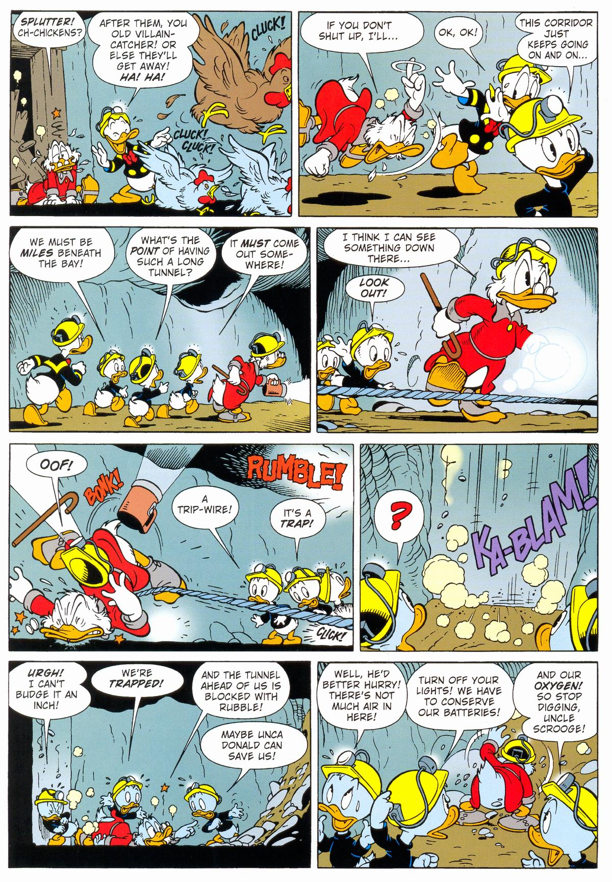 Read online Uncle Scrooge (1953) comic -  Issue #324 - 42