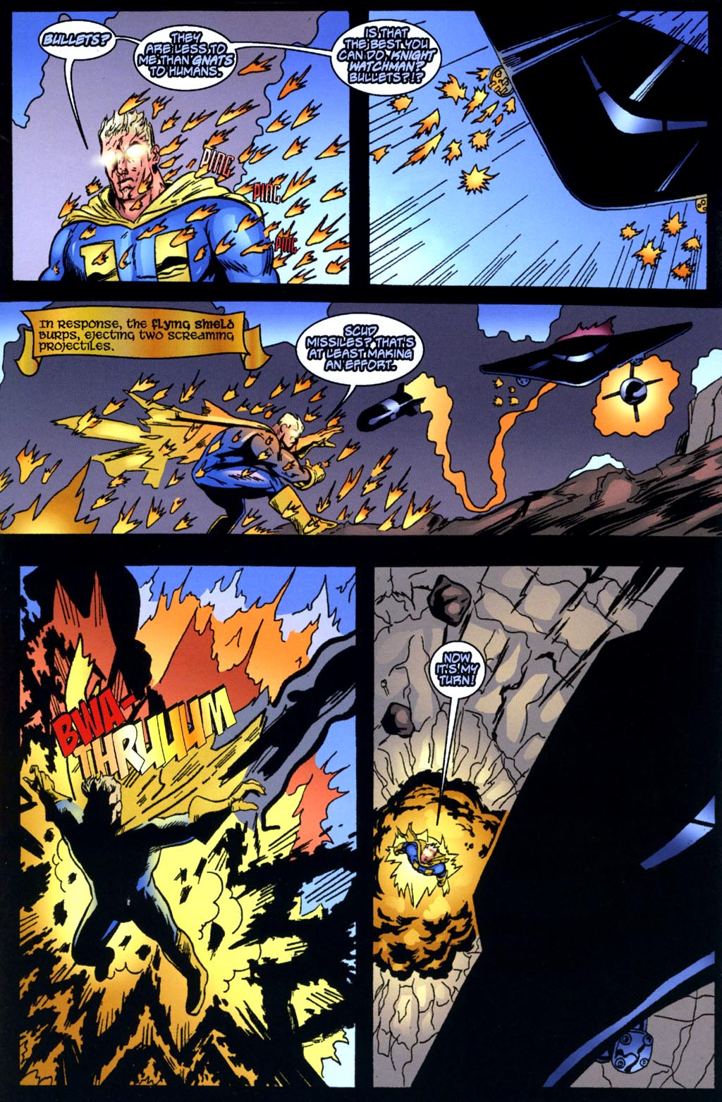 Read online Big Bang: Round Table of America comic -  Issue # Full - 19