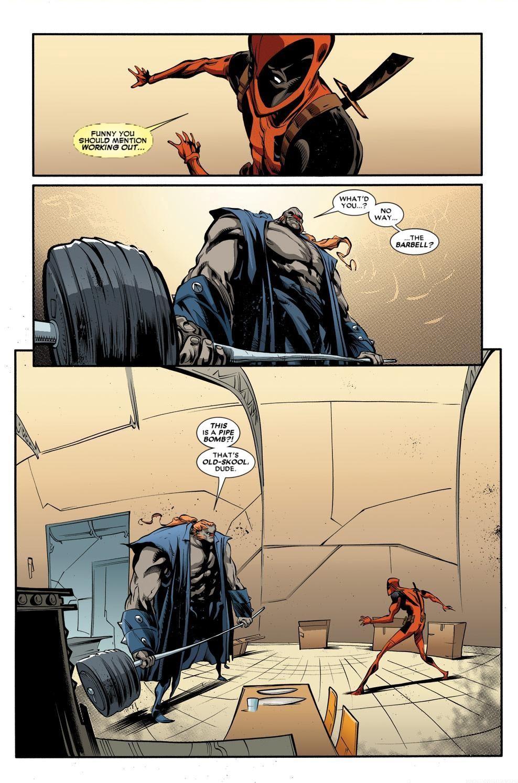 Read online Deadpool (2008) comic -  Issue #63 - 10