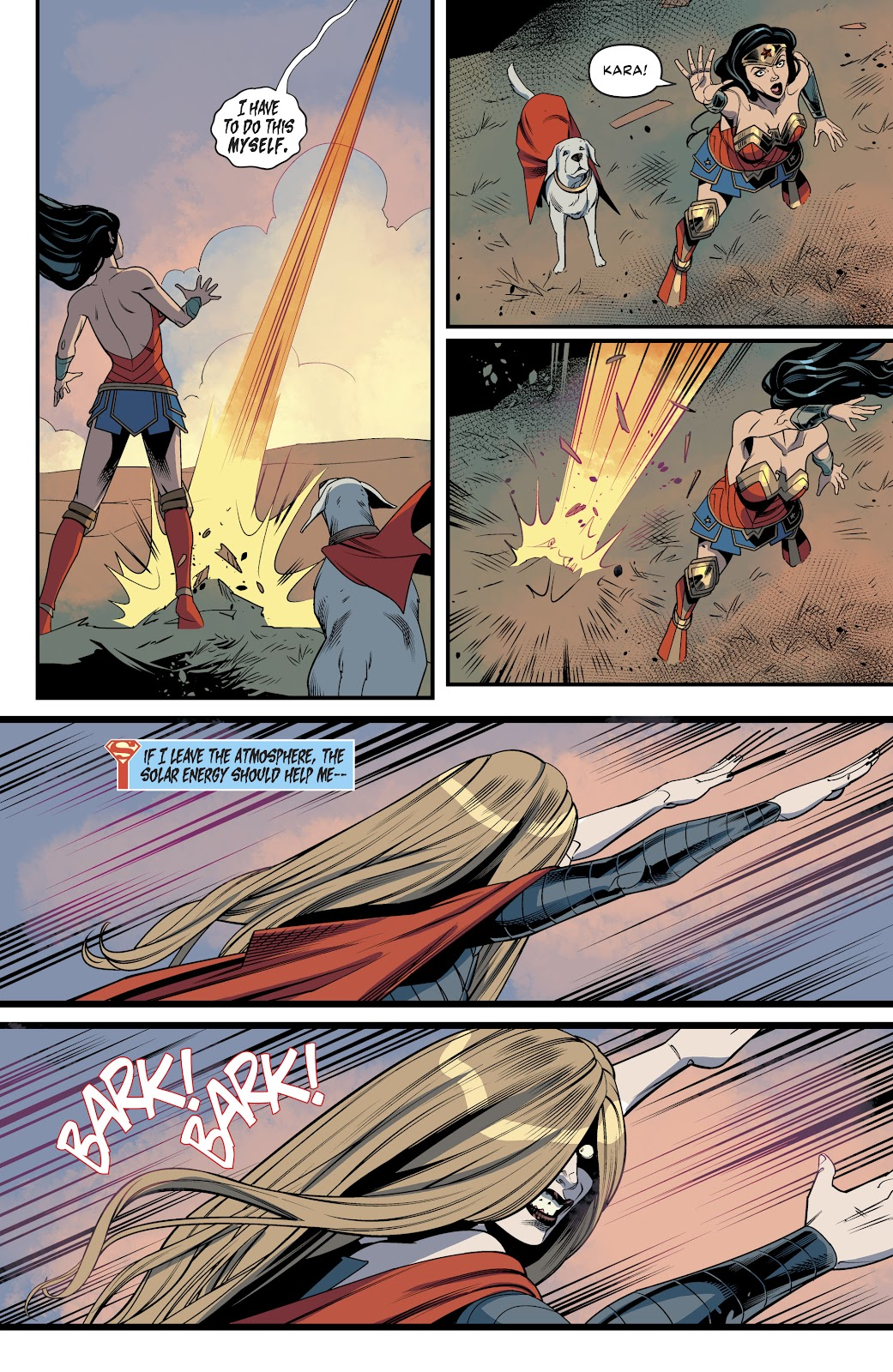 Read online Supergirl (2016) comic -  Issue #40 - 18