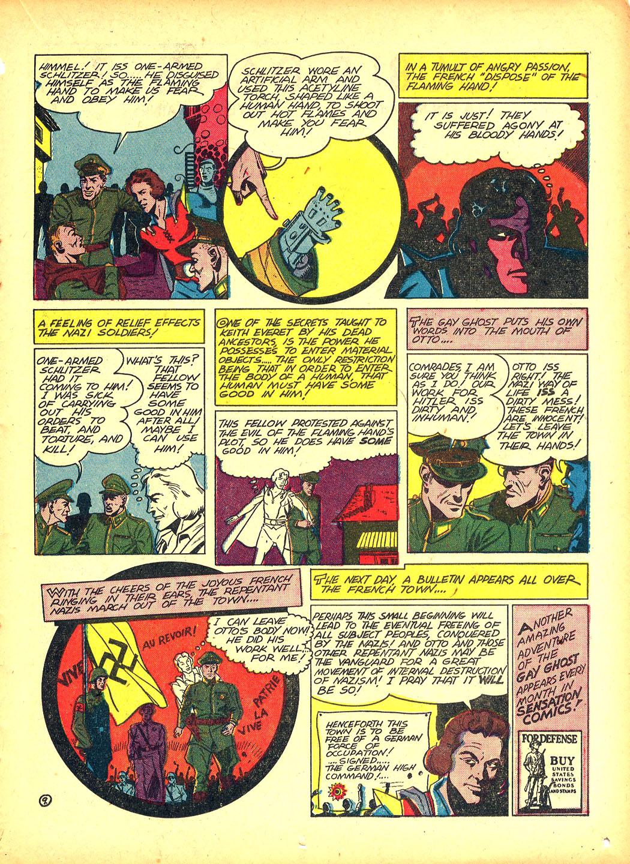 Read online Sensation (Mystery) Comics comic -  Issue #5 - 45