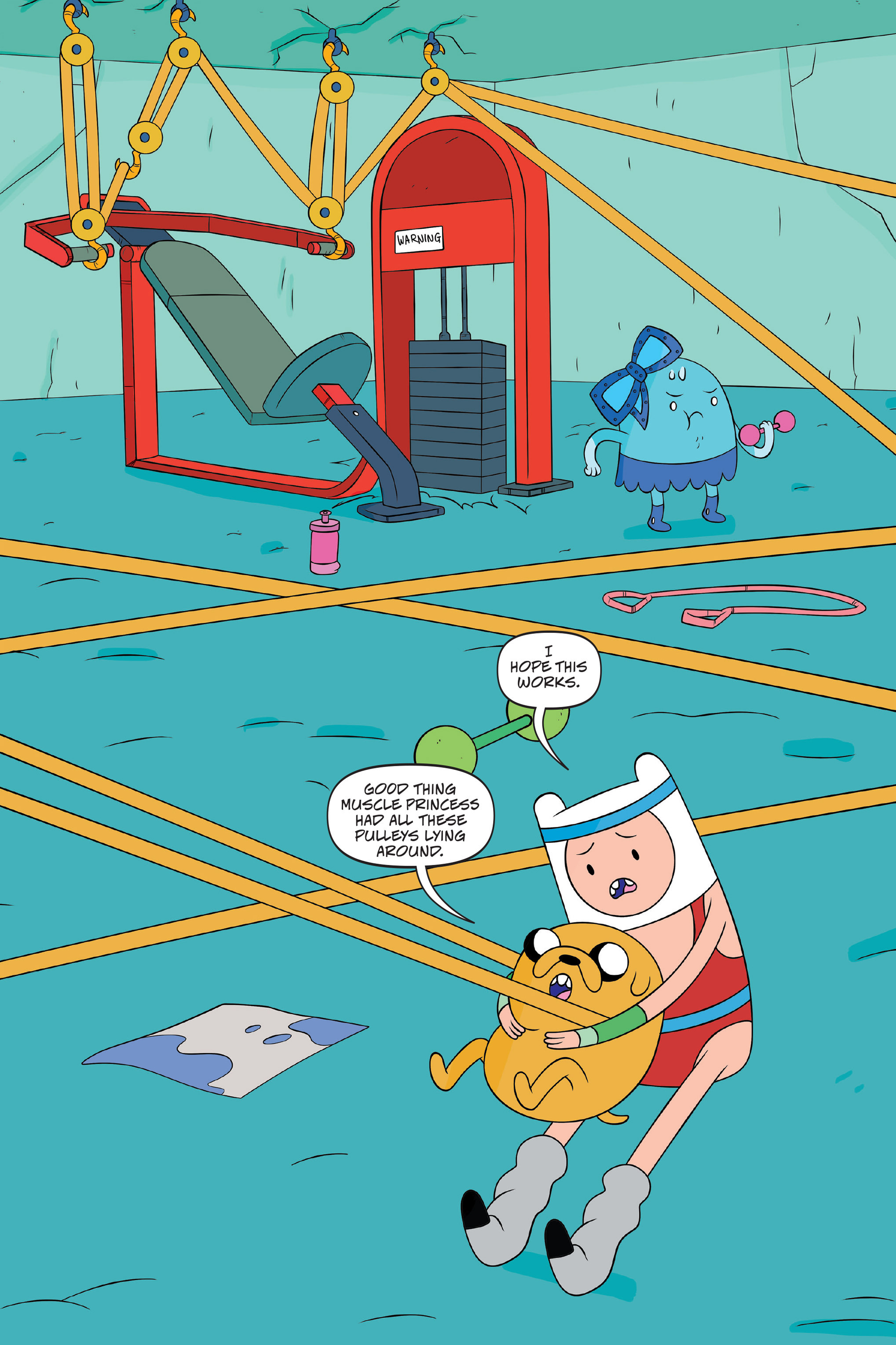 Read online Adventure Time: The Four Castles comic -  Issue #Adventure Time: The Four Castles TPB - 48
