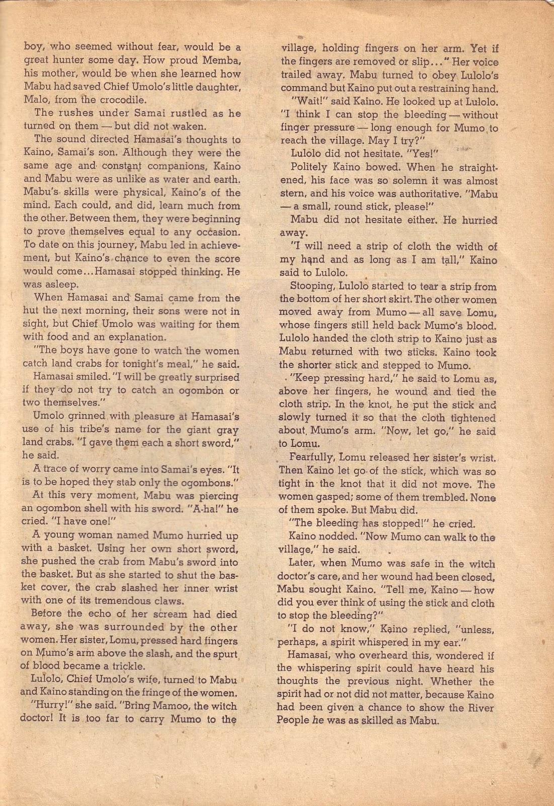 Tarzan (1948) issue 50 - Page 43