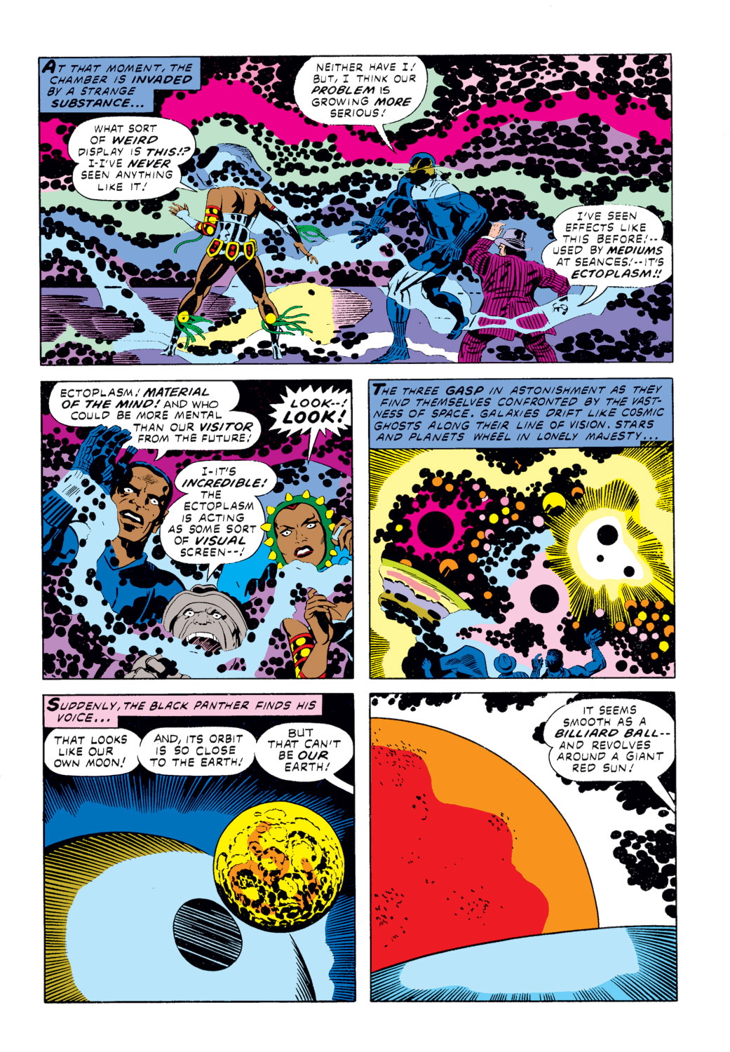 Black Panther (1977) issue 2 - Page 10