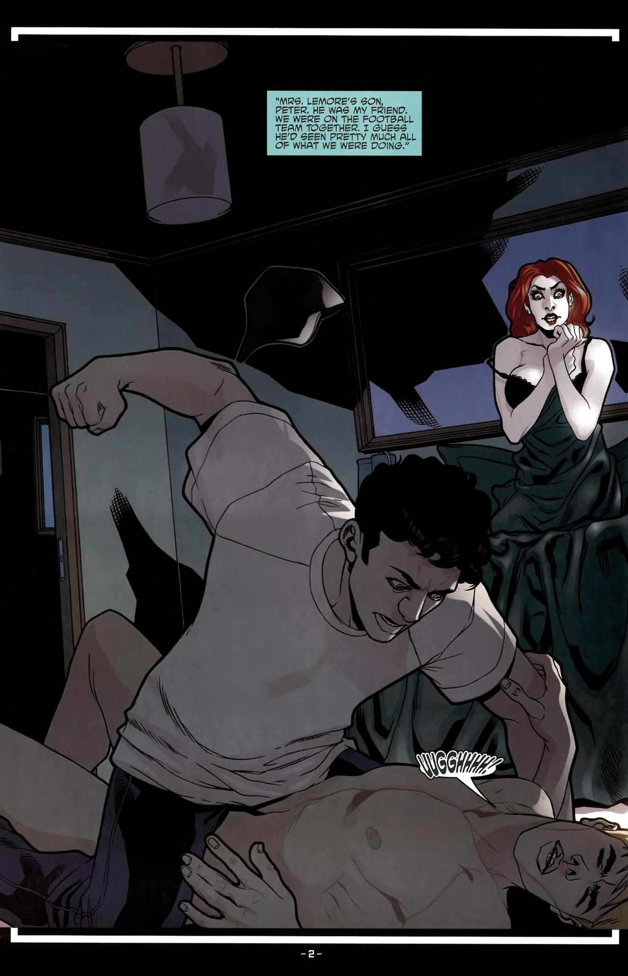 Read online True Blood (2010) comic -  Issue #5 - 5