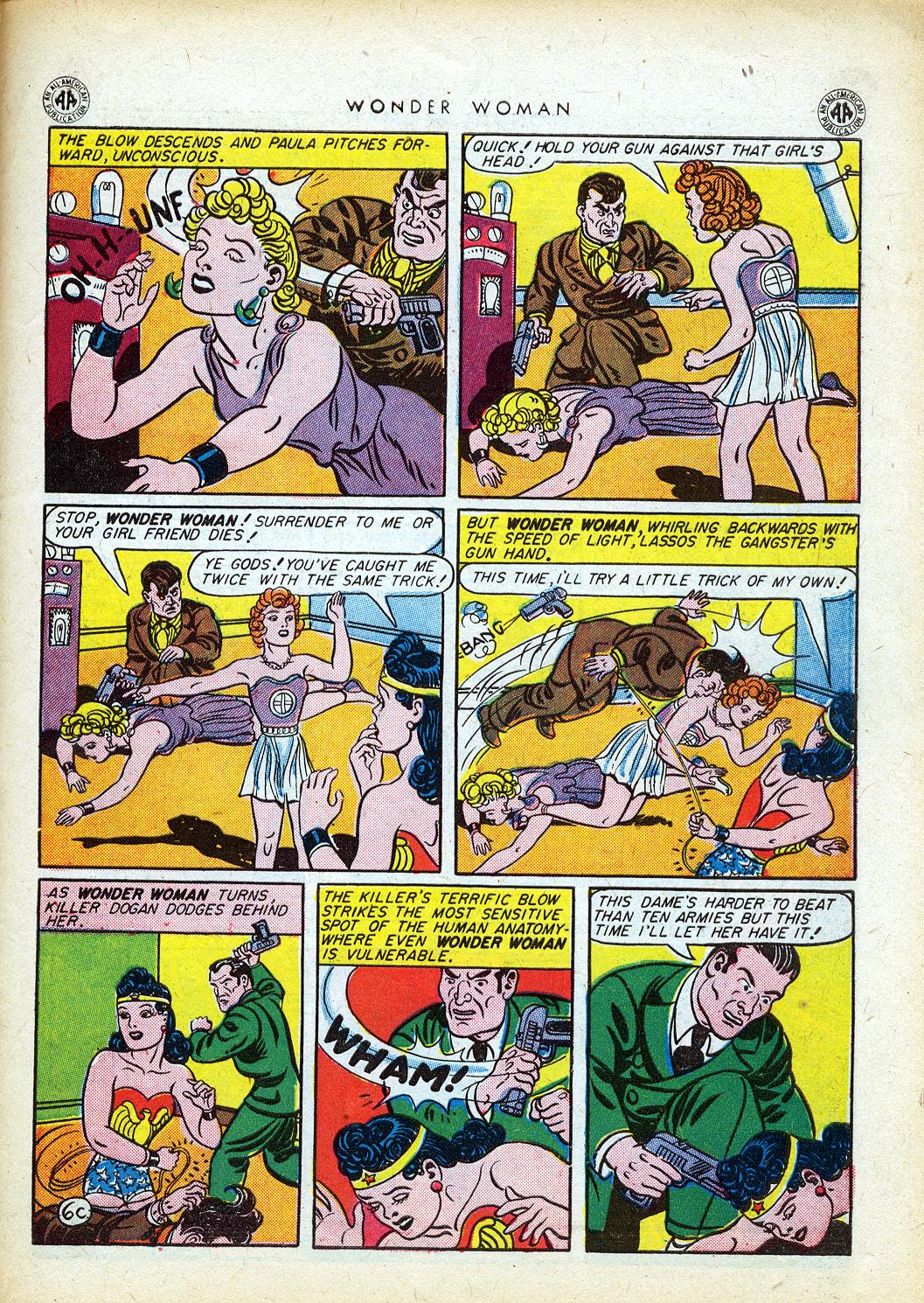 Read online Wonder Woman (1942) comic -  Issue #12 - 39