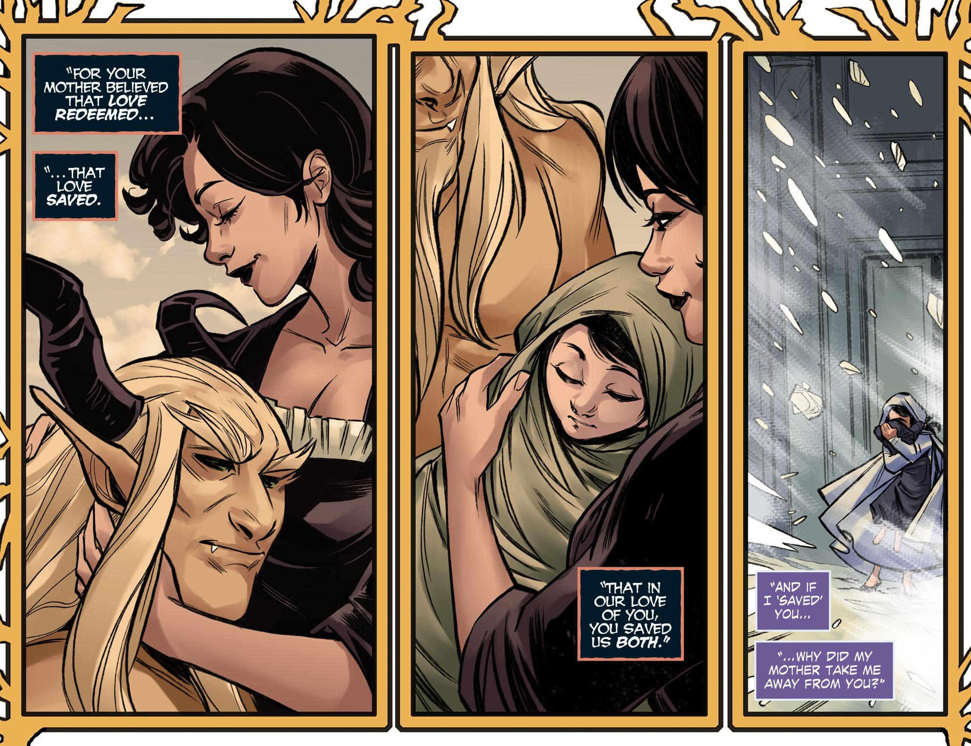 Read online DC Comics: Bombshells comic -  Issue #96 - 18