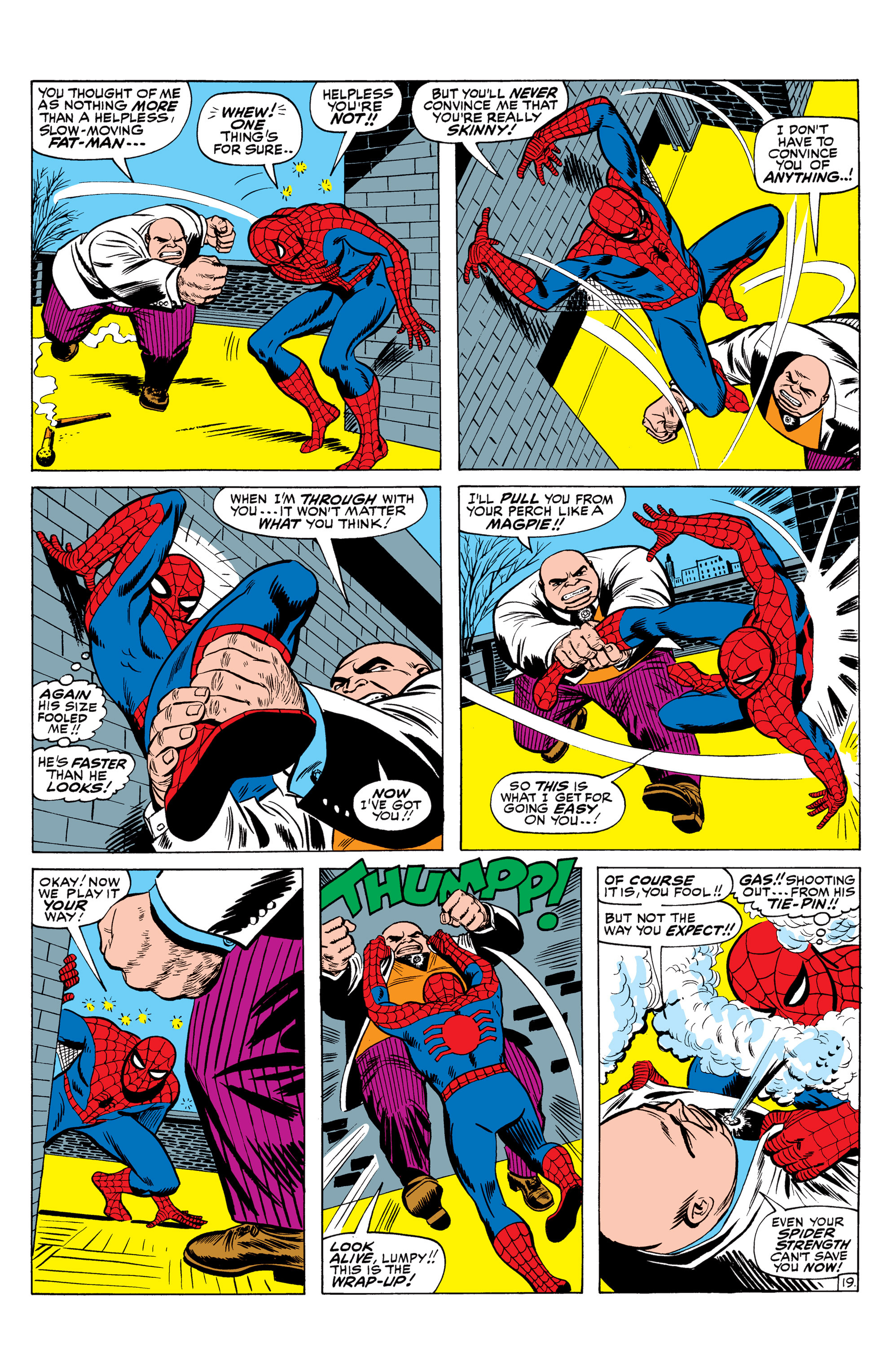 The Amazing Spider-Man (1963) 51 Page 19