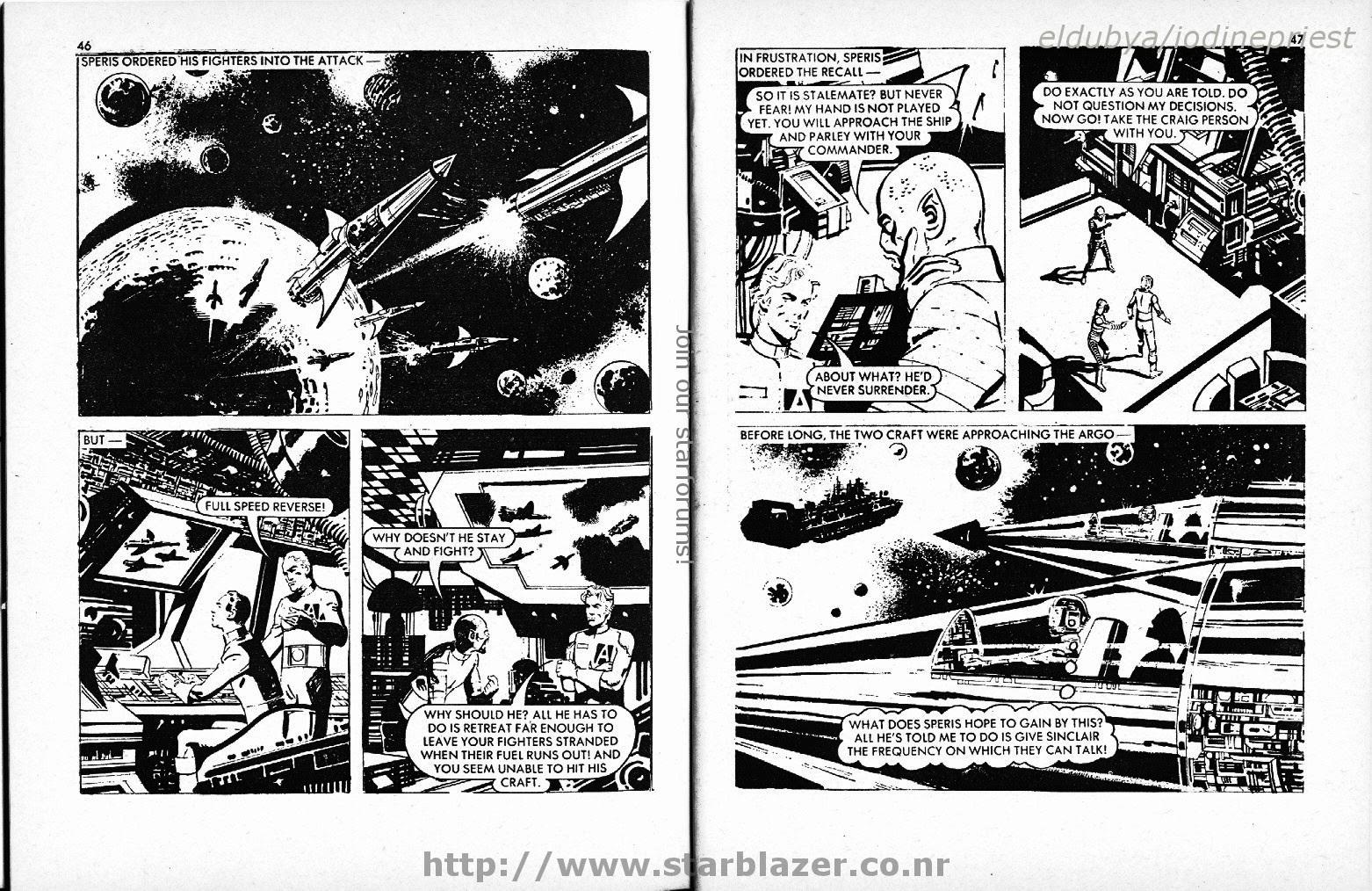Starblazer issue 135 - Page 25