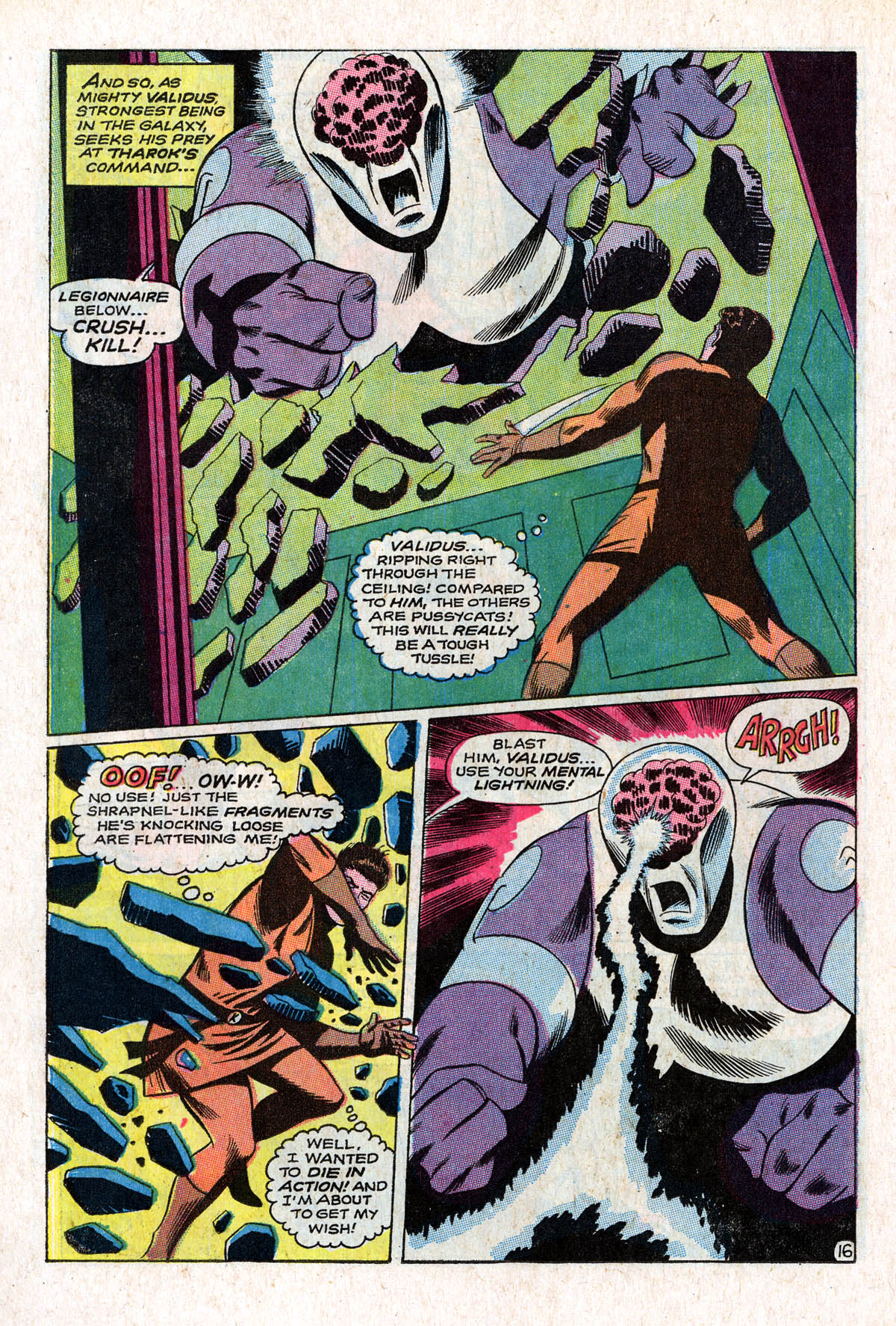 Read online Adventure Comics (1938) comic -  Issue #378 - 22