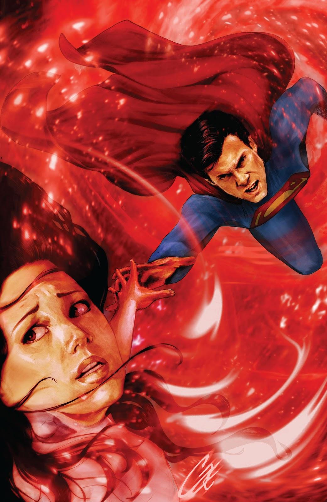 Read online Smallville Season 11 [II] comic -  Issue # TPB 8 - 47