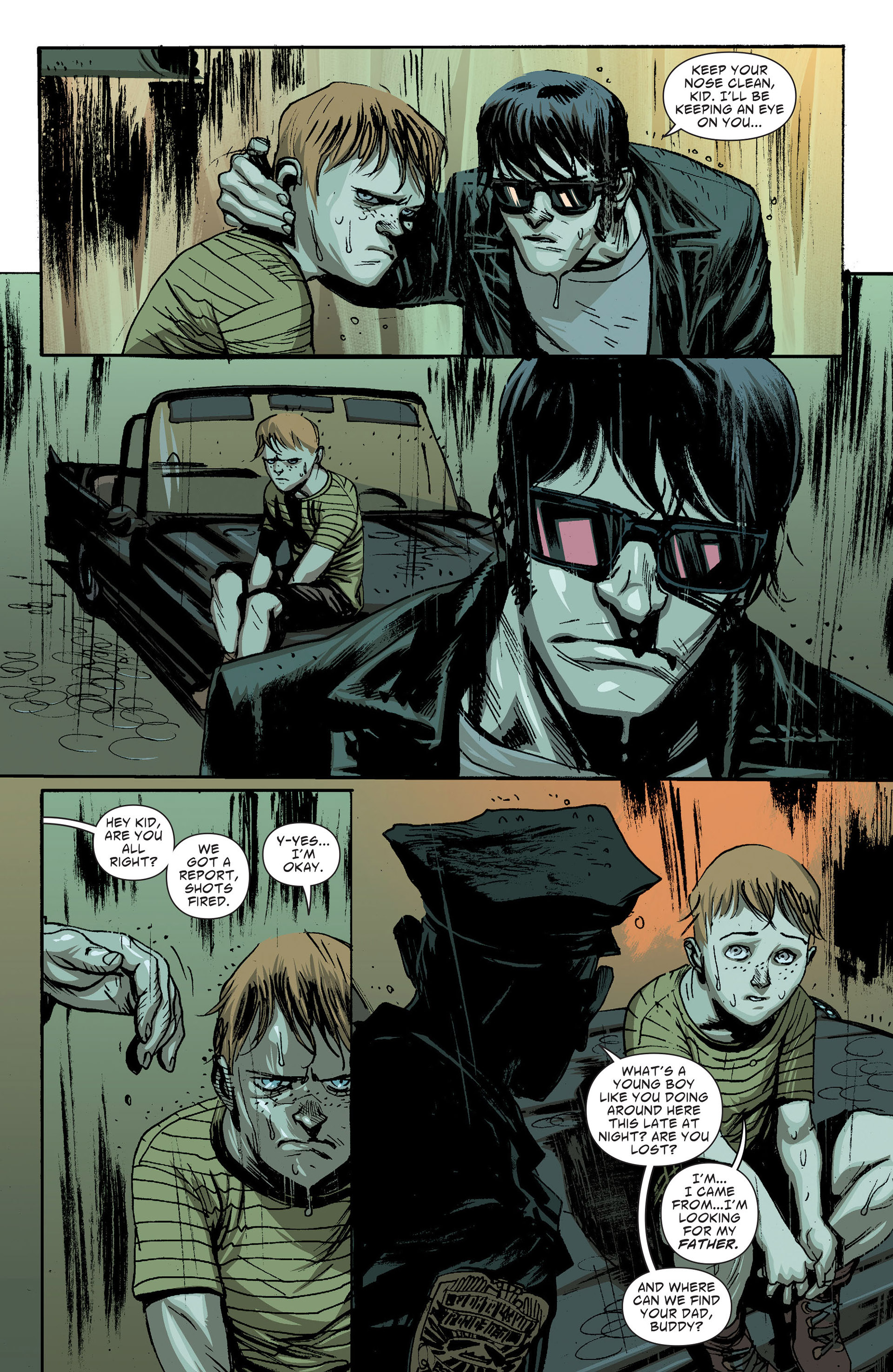 Read online American Vampire: The Long Road To Hell comic -  Issue # Full - 56