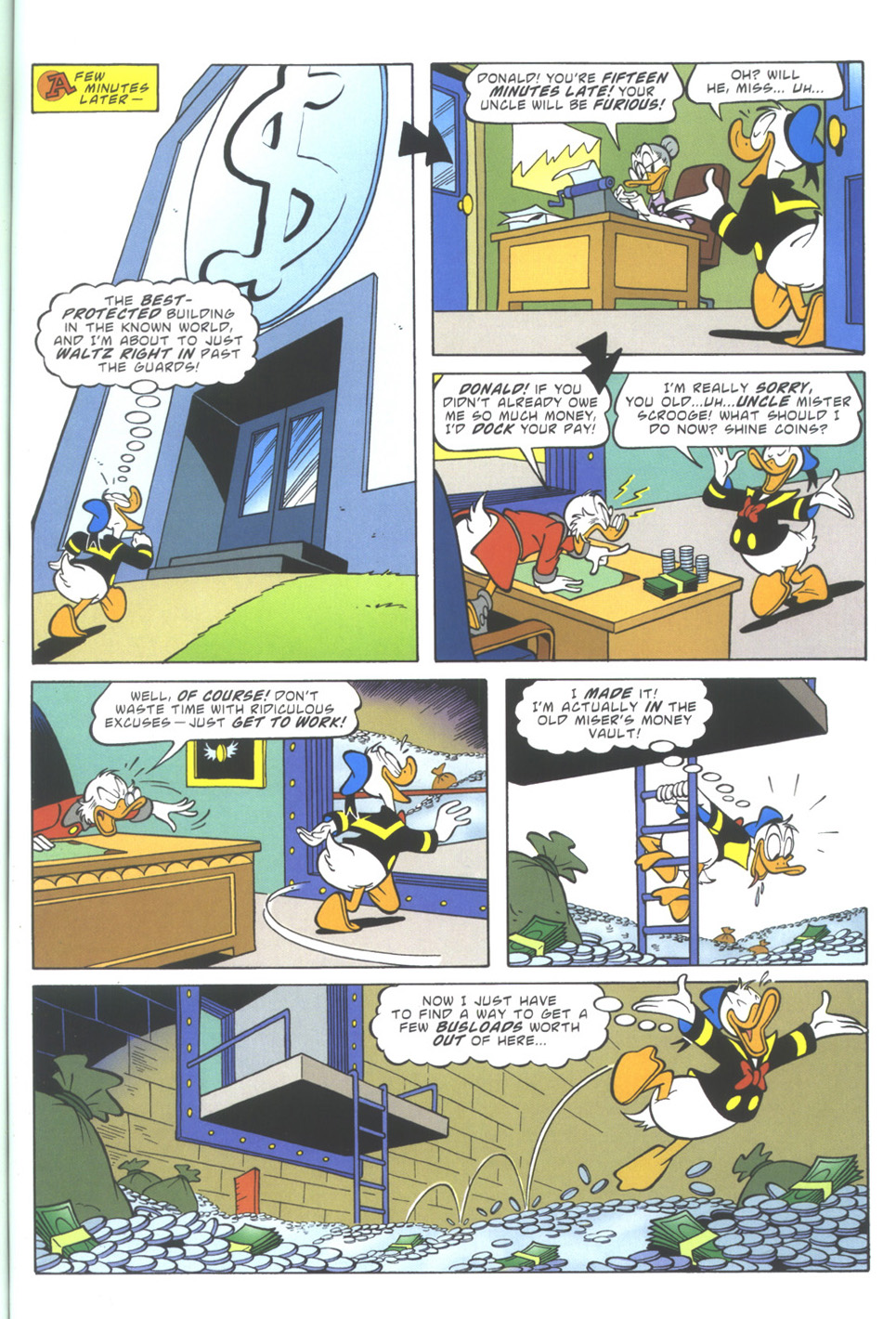 Read online Uncle Scrooge (1953) comic -  Issue #343 - 43