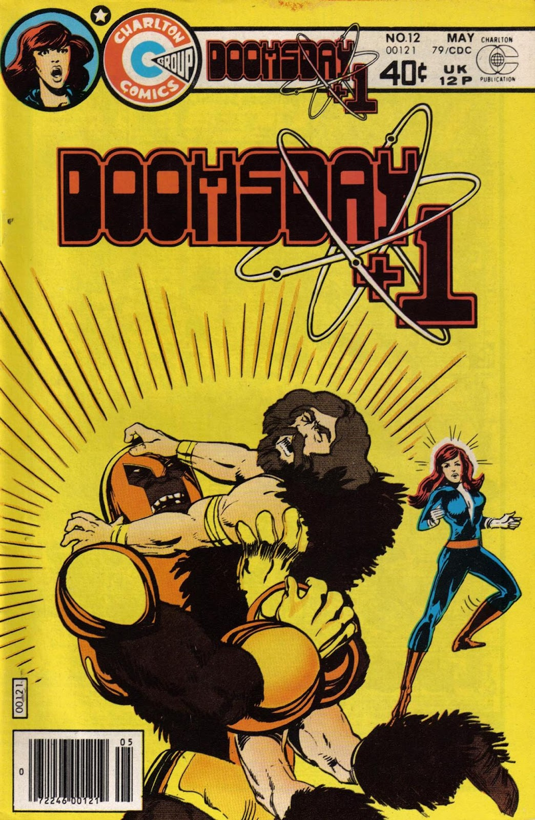 Read online Doomsday   1 (1975) comic -  Issue #12 - 1