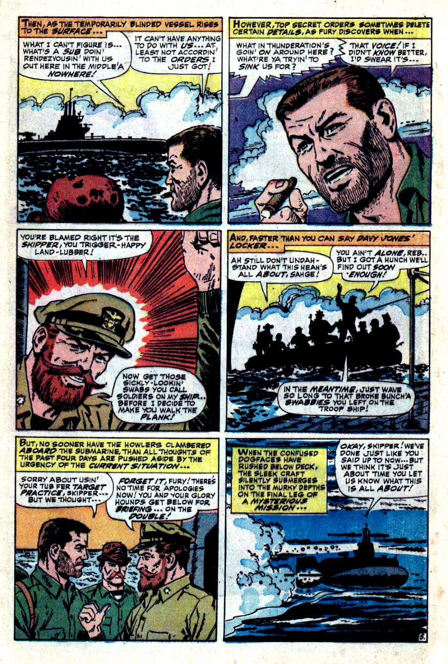 Read online Sgt. Fury comic -  Issue #49 - 9