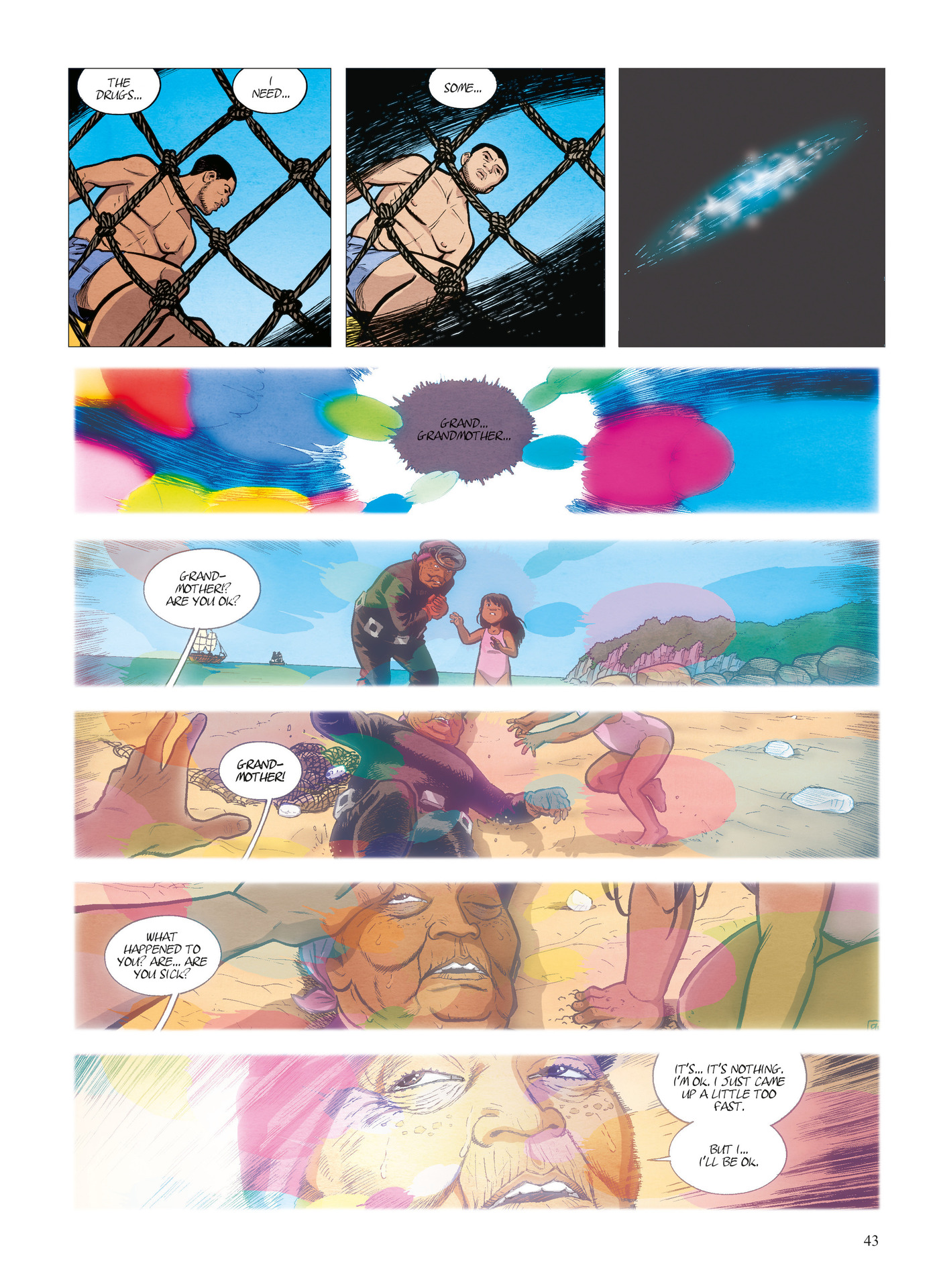 Read online Alter Ego comic -  Issue #5 - 45