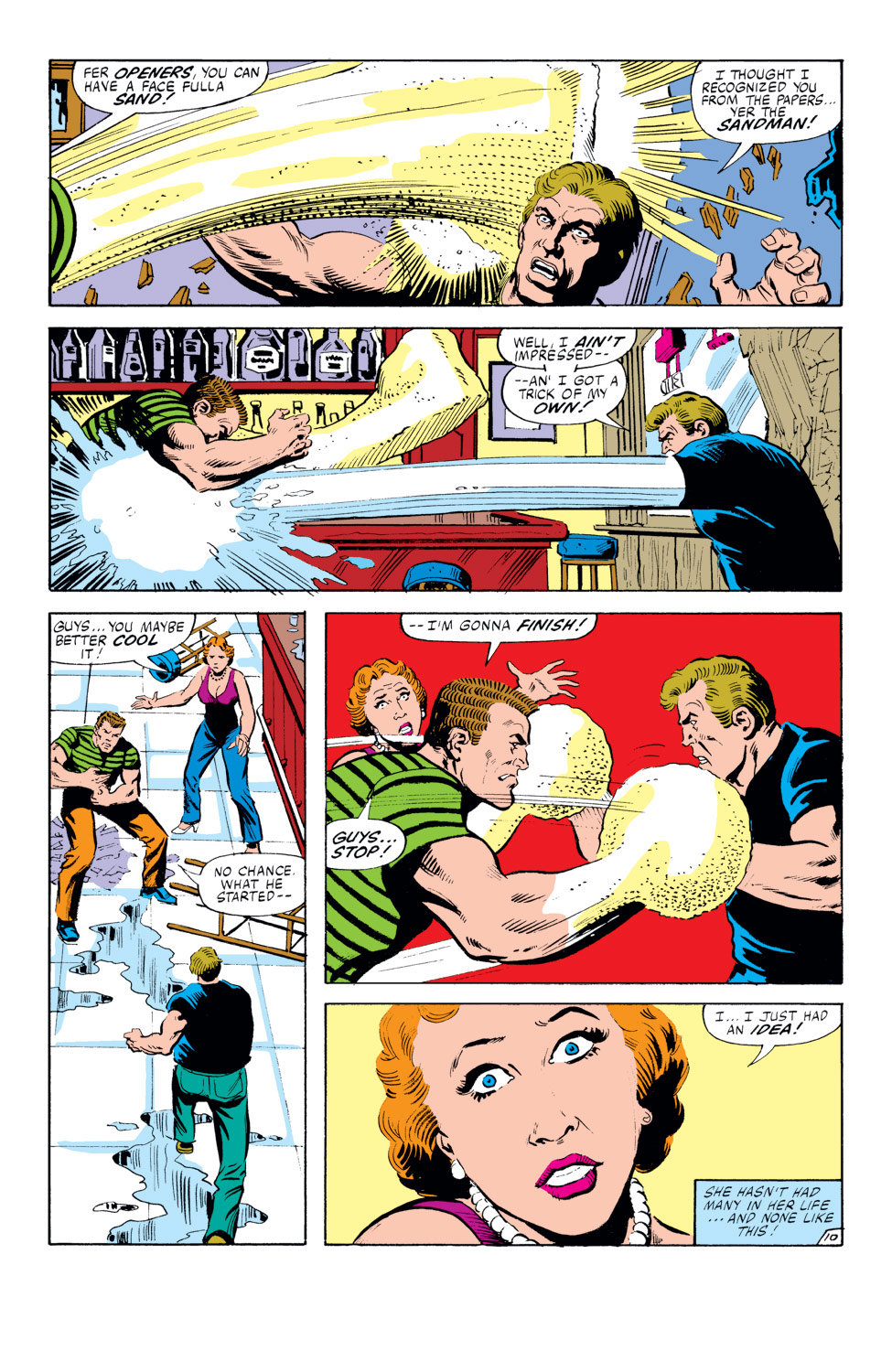 The Amazing Spider-Man (1963) 217 Page 10