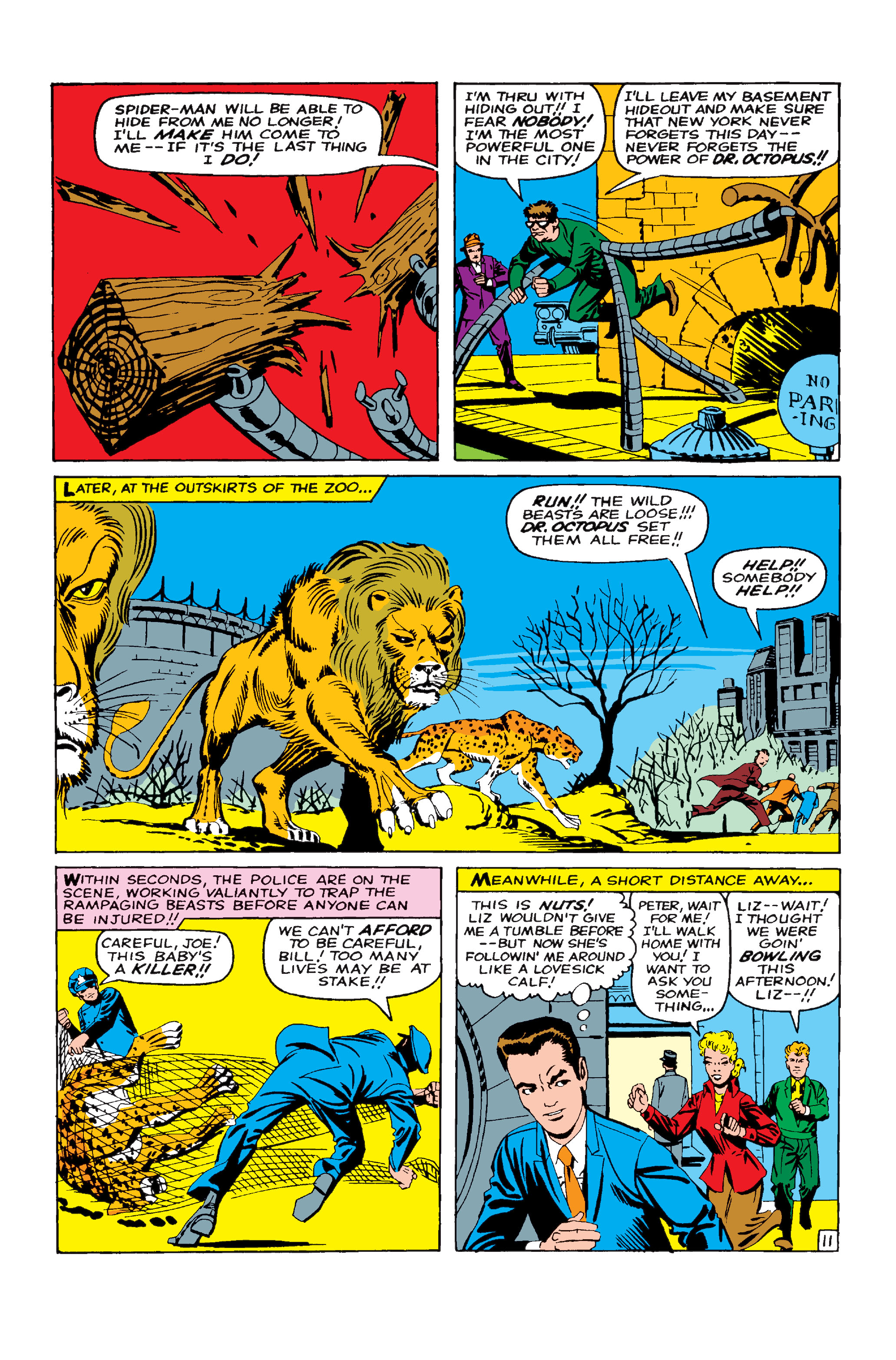 The Amazing Spider-Man (1963) 12 Page 11