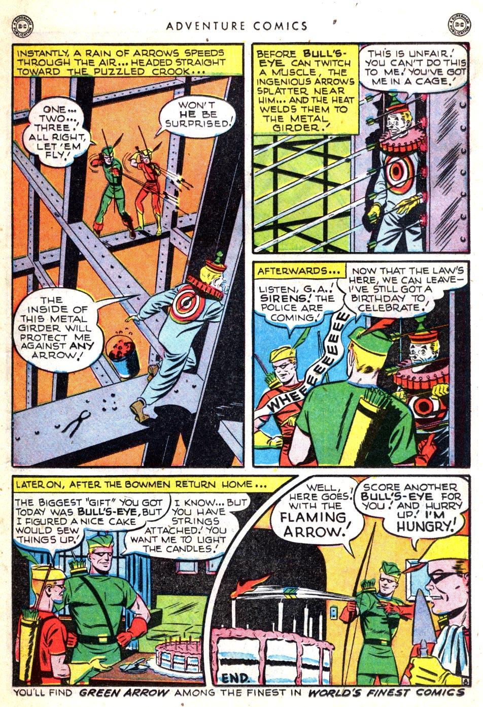 Read online Adventure Comics (1938) comic -  Issue #137 - 21