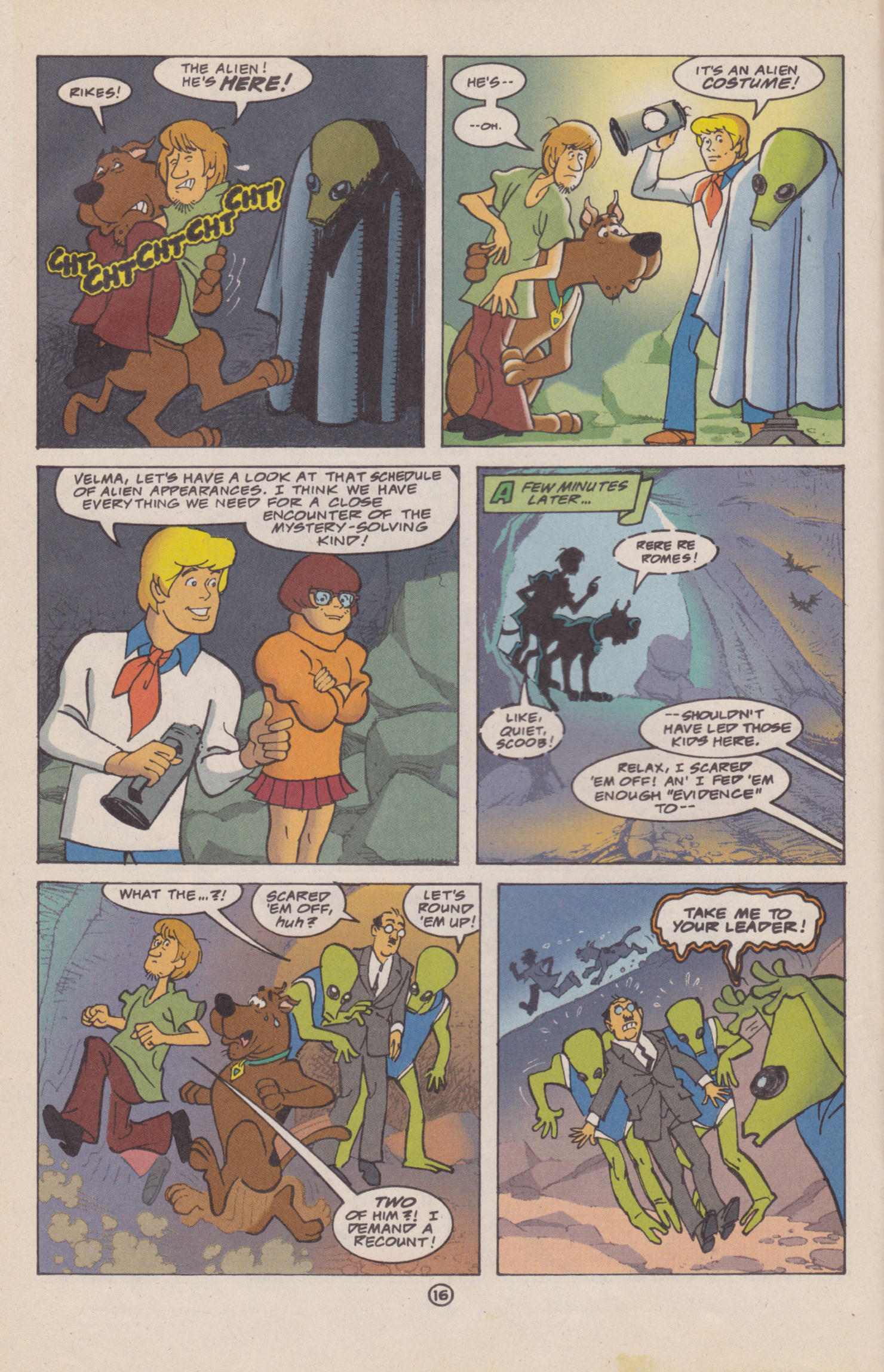 Read online Scooby-Doo (1997) comic -  Issue #2 - 13