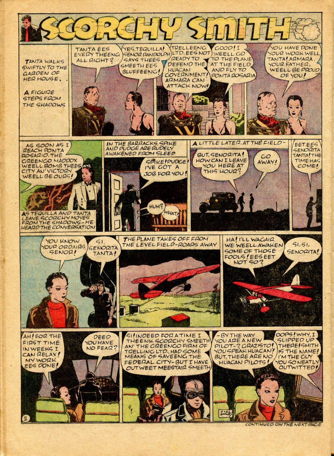Read online Famous Funnies comic -  Issue #49 - 46