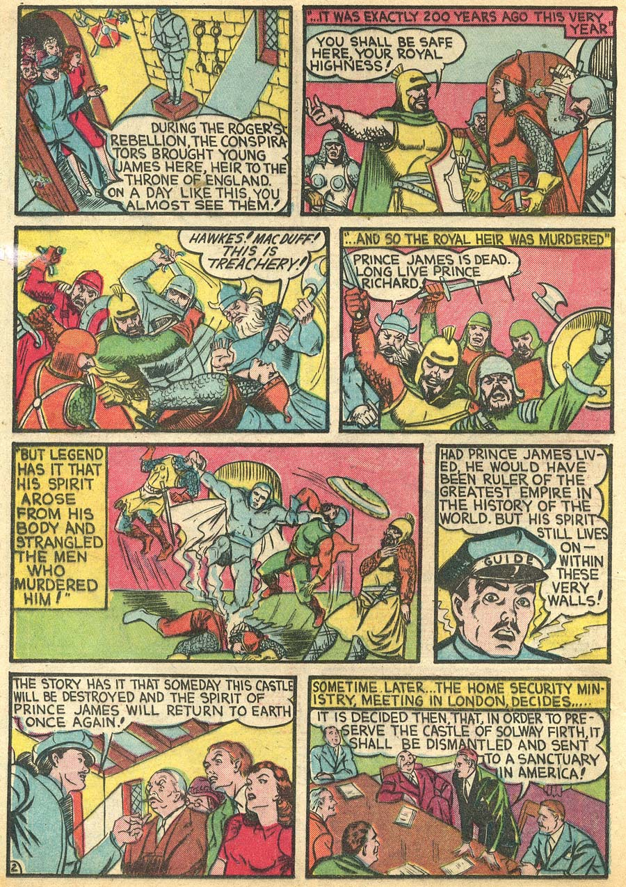 Blue Ribbon Comics (1939) issue 9 - Page 4