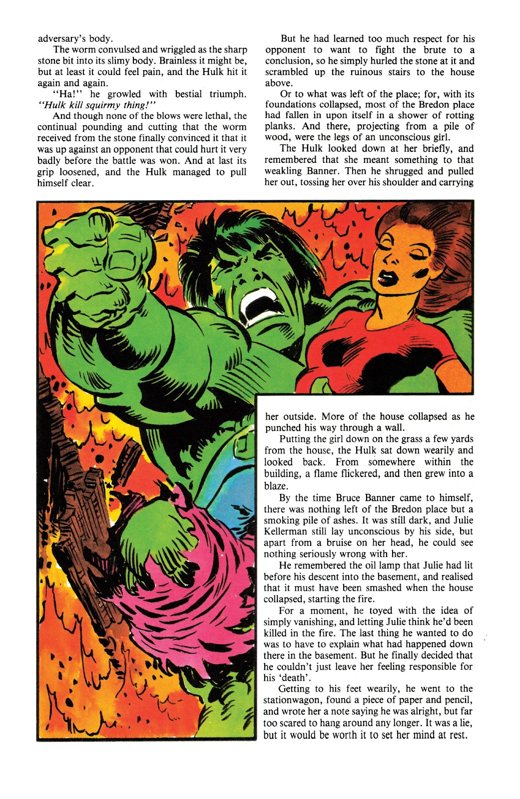 Read online Hulk: From The Marvel UK Vaults comic -  Issue # TPB (Part 2) - 87