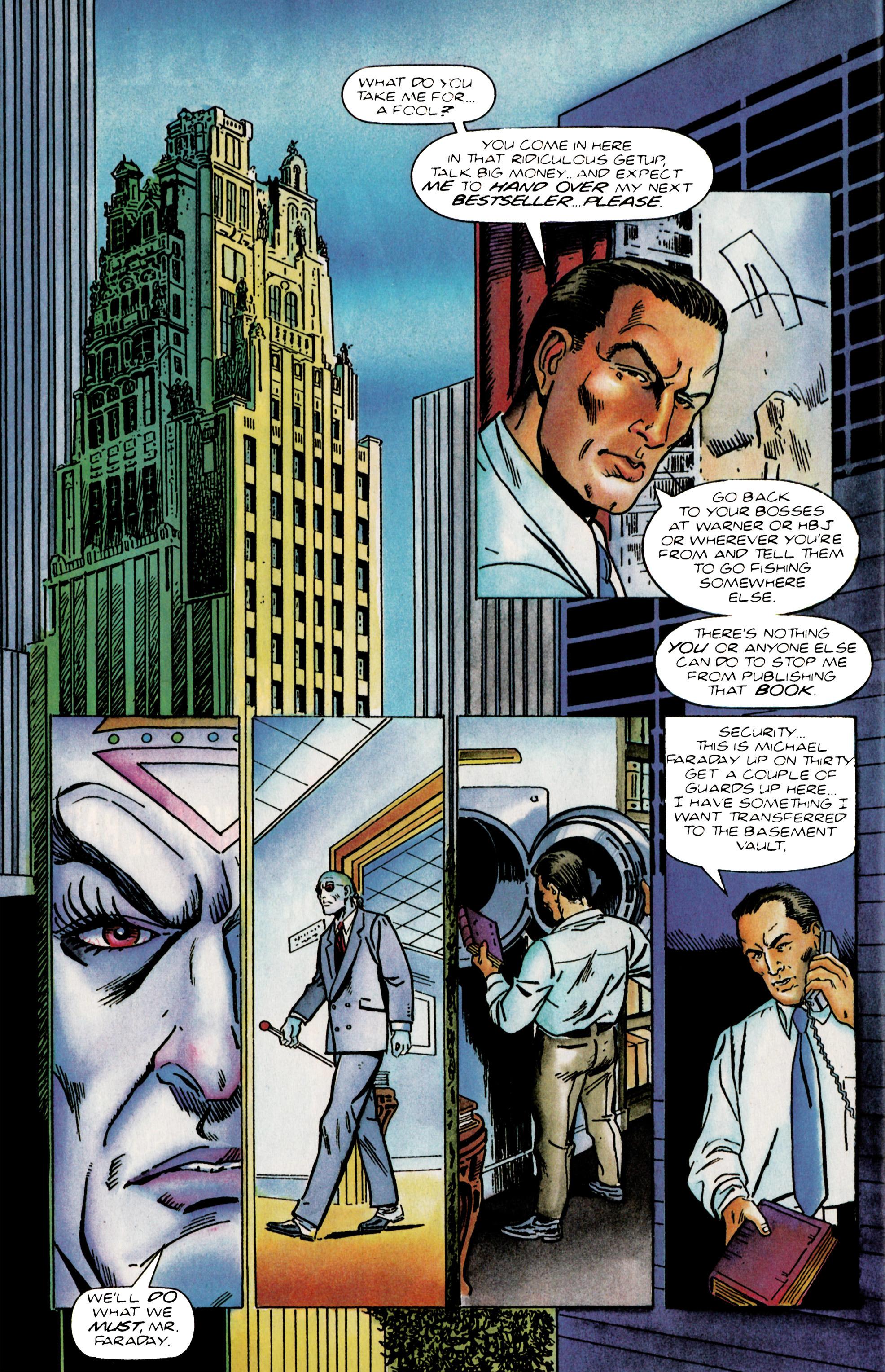 Read online Eternal Warrior (1992) comic -  Issue #22 - 9