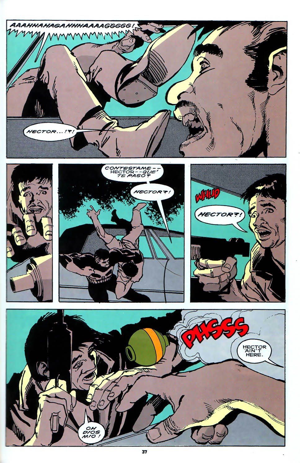 Read online Punisher: The Prize comic -  Issue # Full - 41