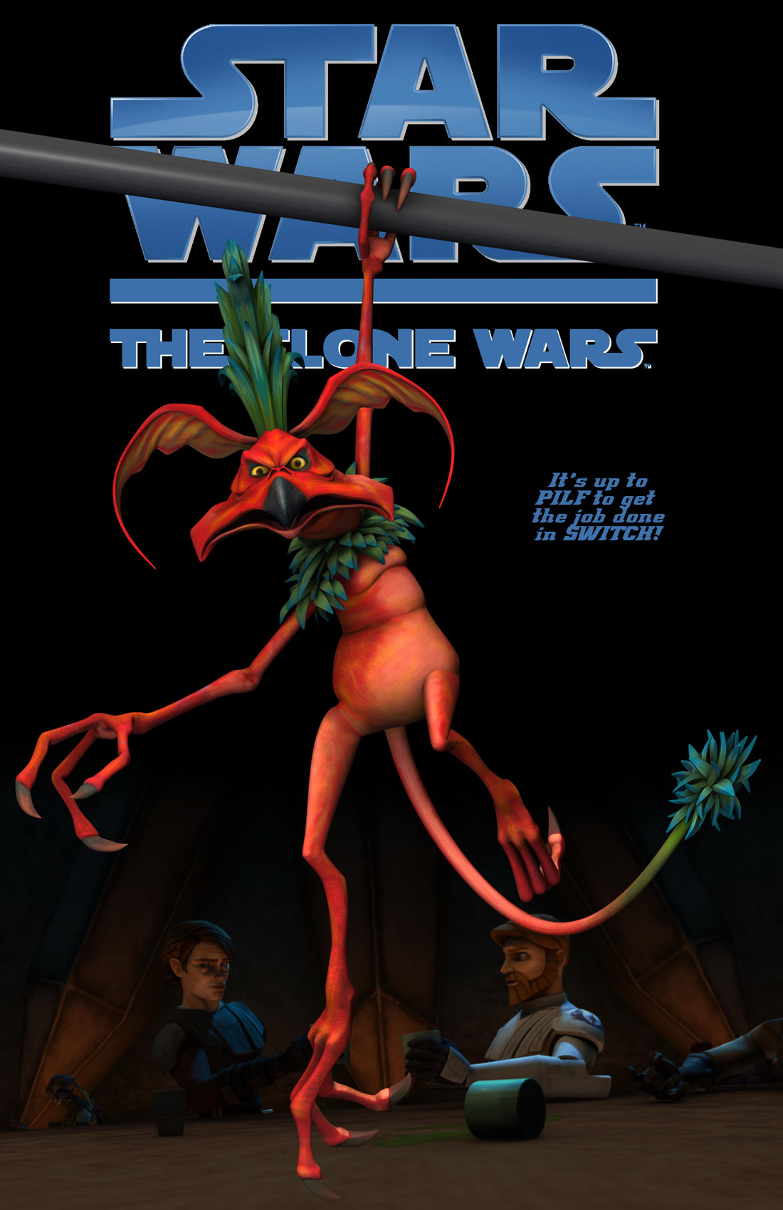 Read online Star Wars: Tales From The Clone Wars comic -  Issue # TPB - 81