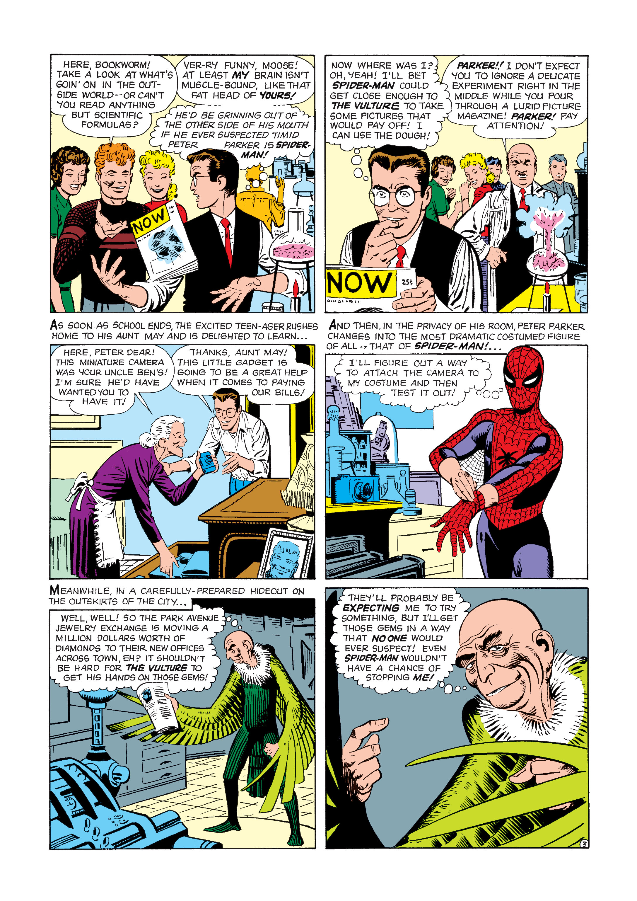 The Amazing Spider-Man (1963) 2 Page 3