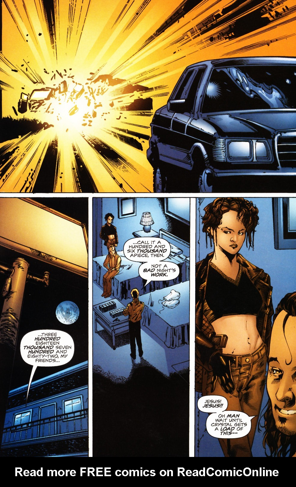 Read online Felon comic -  Issue #3 - 20