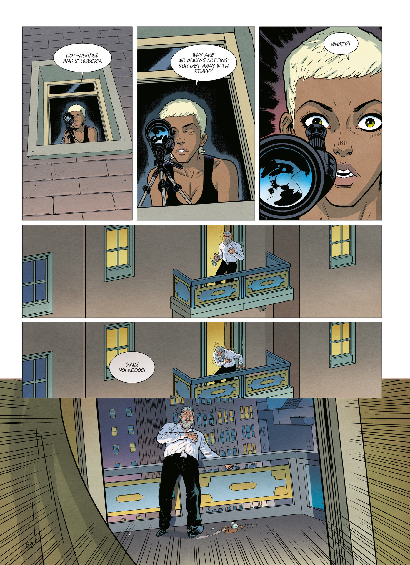 Read online Alter Ego comic -  Issue #10 - 63