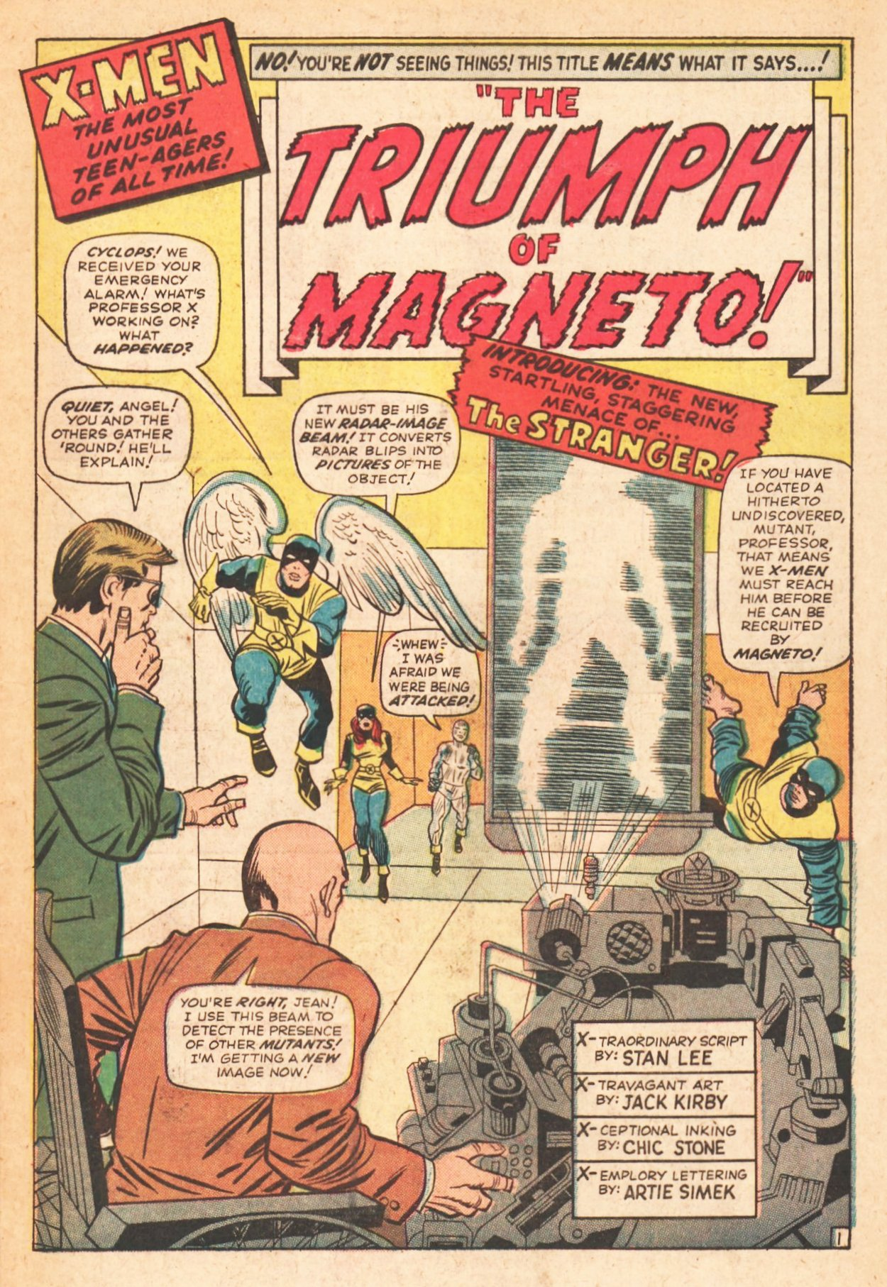 Read online Uncanny X-Men (1963) comic -  Issue # _Annual 1 - 28