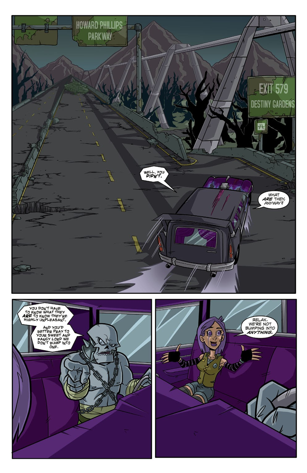 Read online Xombie Reanimated comic -  Issue #2 - 17