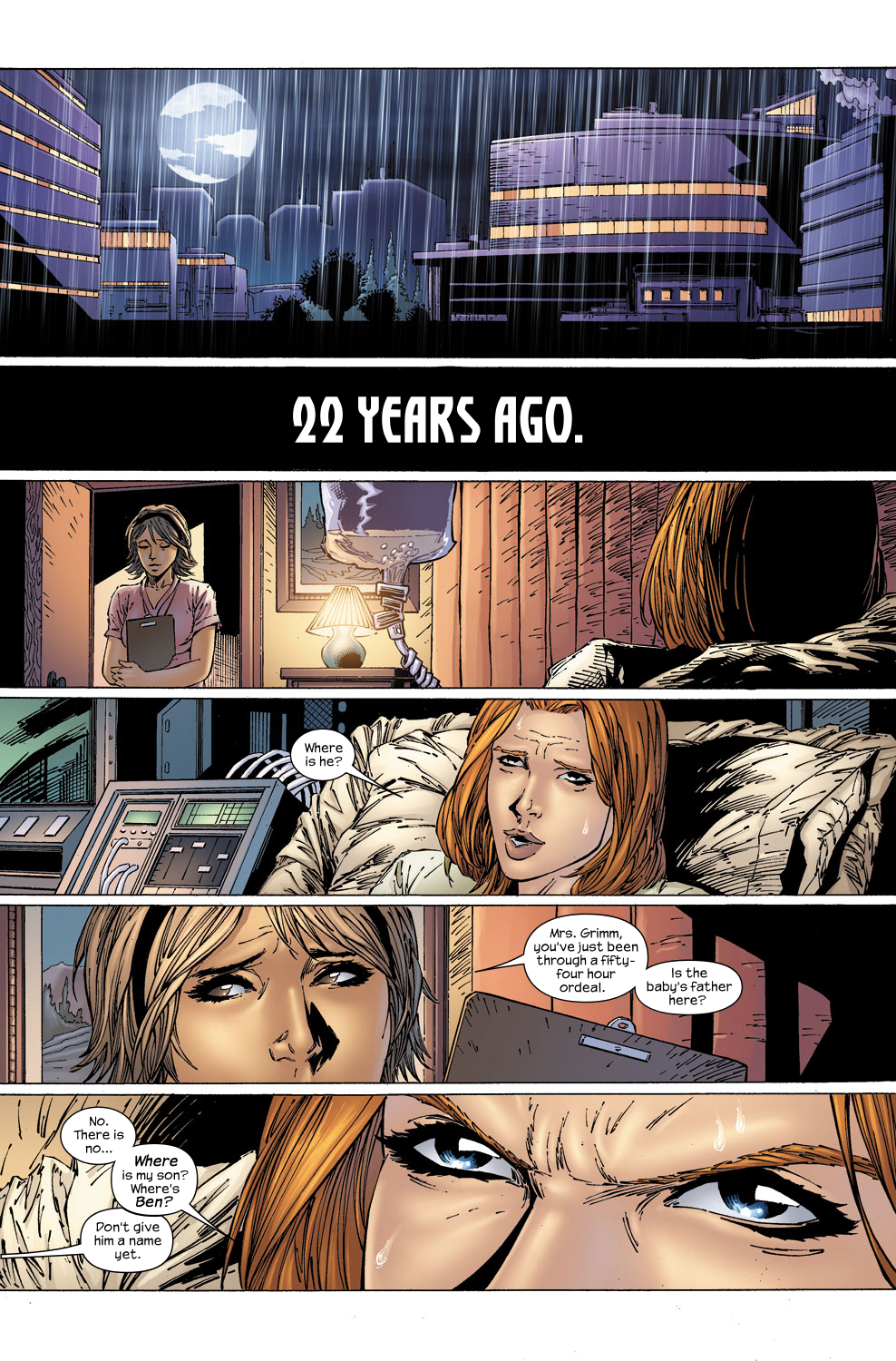 Read online Ultimate Fantastic Four (2004) comic -  Issue #58 - 3