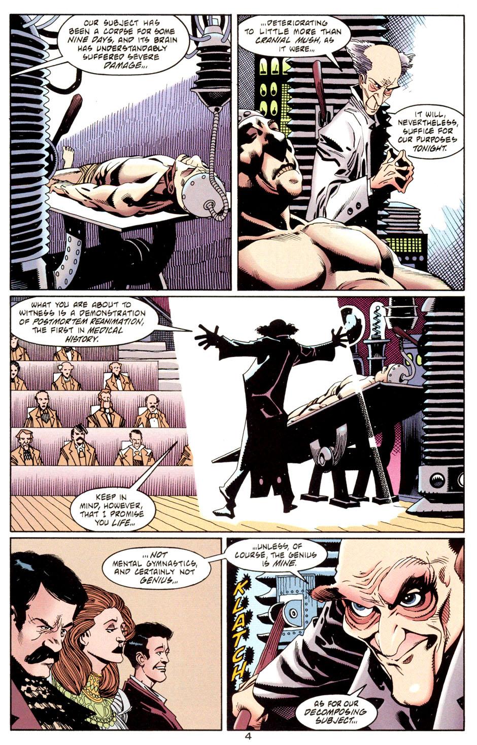 Read online Batman: Haunted Gotham comic -  Issue #1 - 6