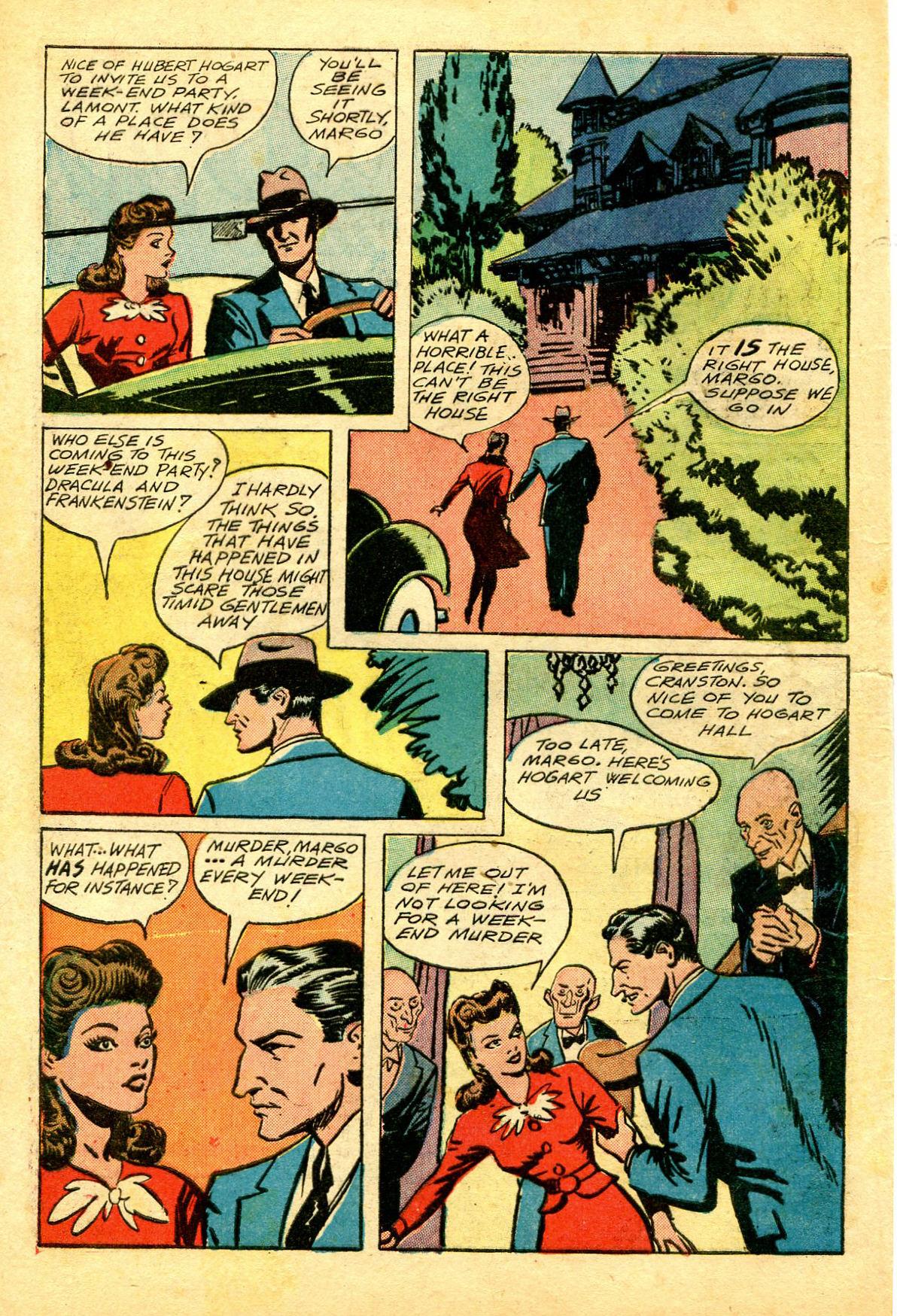 Read online Shadow Comics comic -  Issue #43 - 4