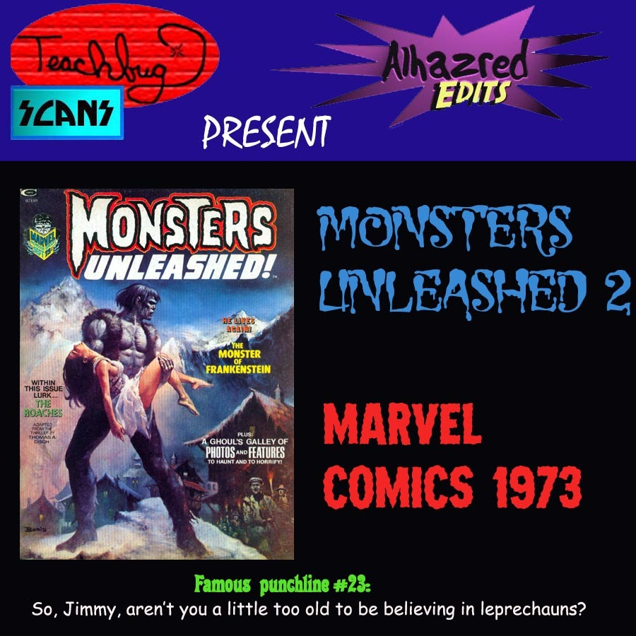 Monsters Unleashed (1973) issue 2 - Page 1
