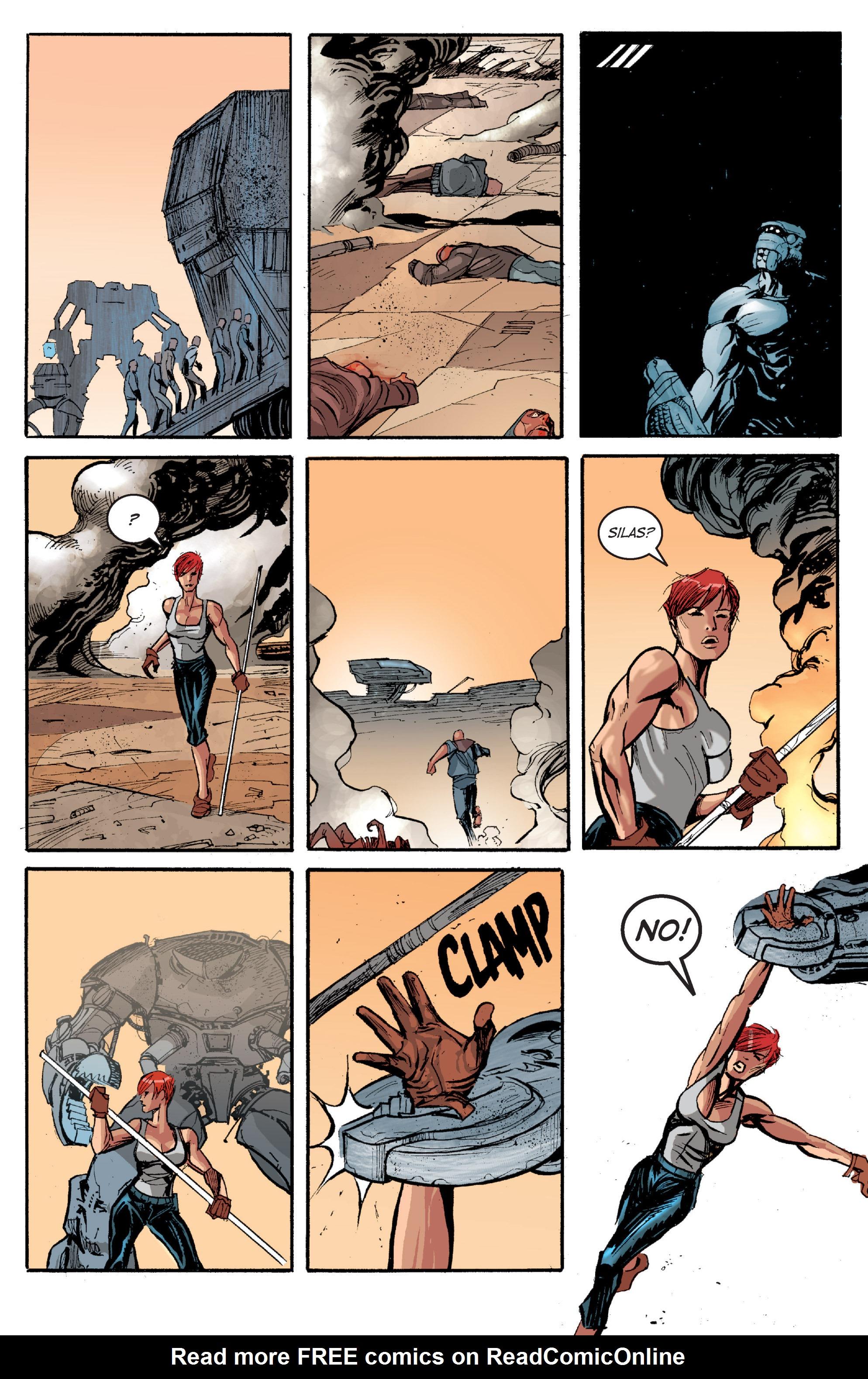 Read online Planetoid comic -  Issue # TPB - 151