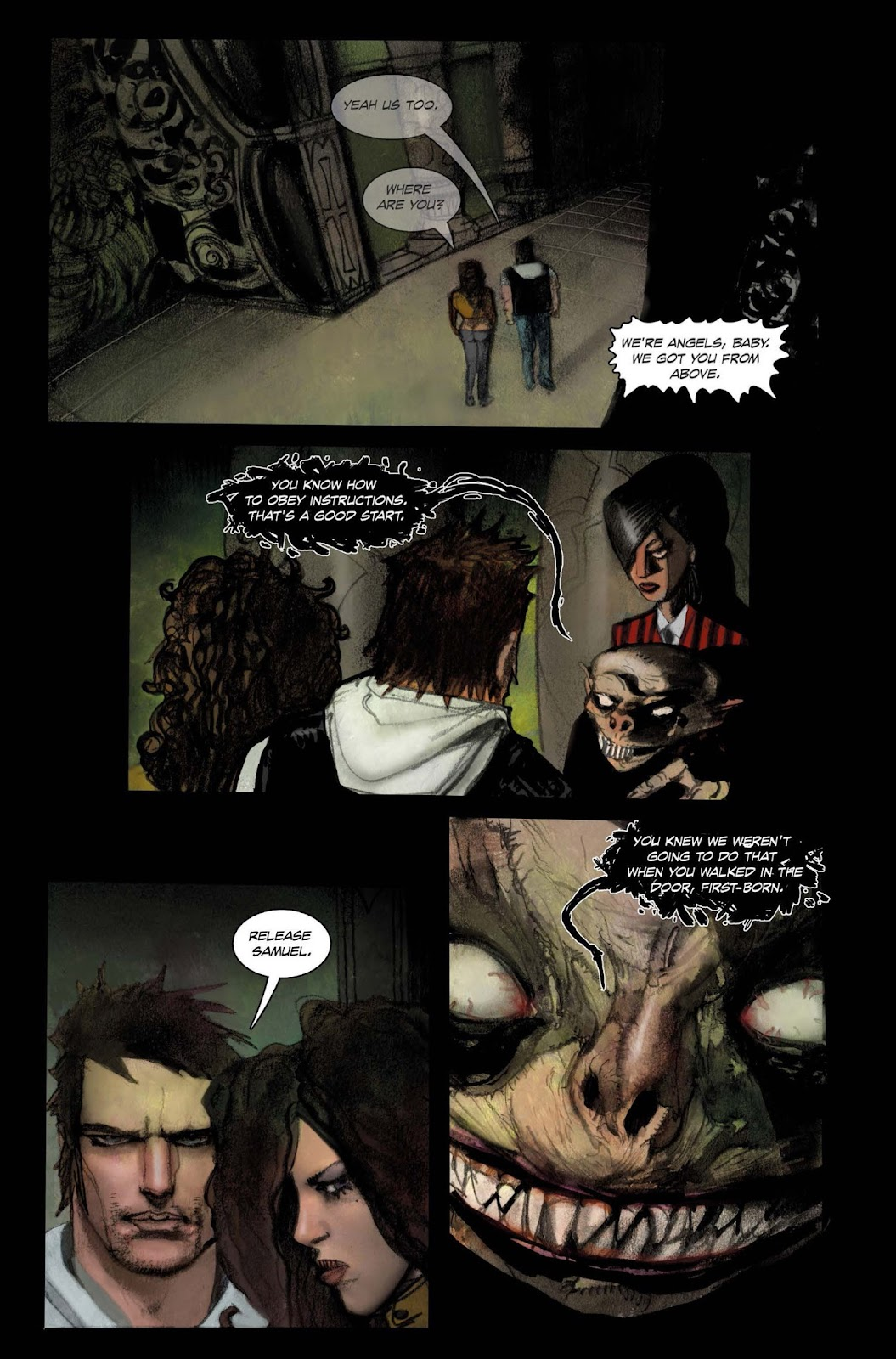 13 Coins issue TPB - Page 147