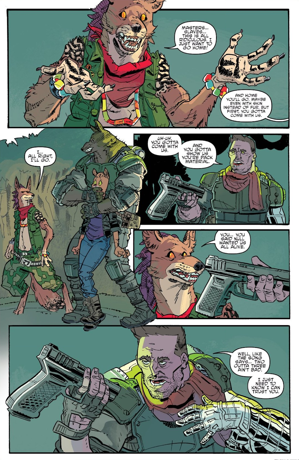 Read online Teenage Mutant Ninja Turtles: The IDW Collection comic -  Issue # TPB 9 (Part 3) - 39