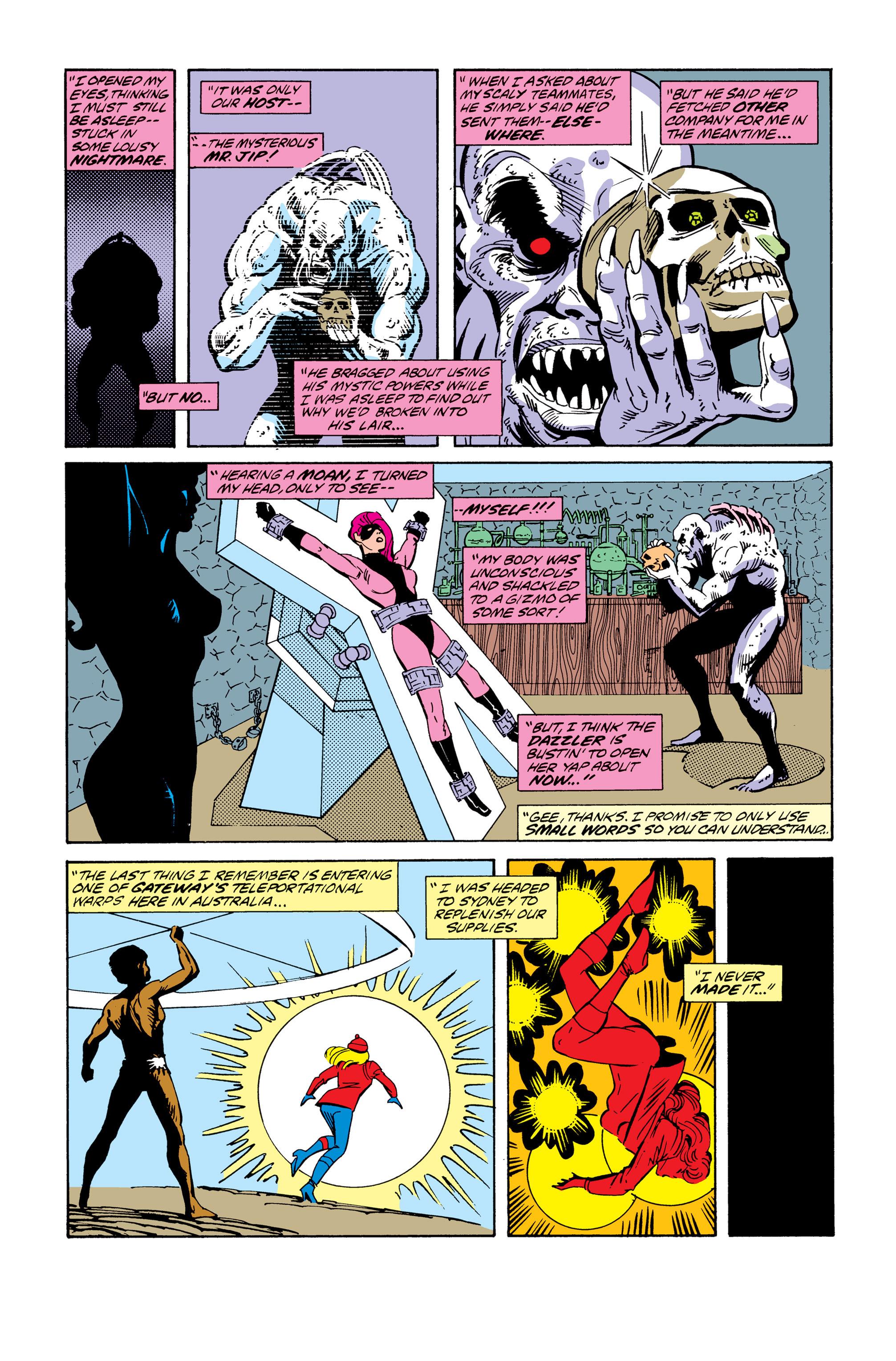 Read online Uncanny X-Men (1963) comic -  Issue # _Annual 13 - 6
