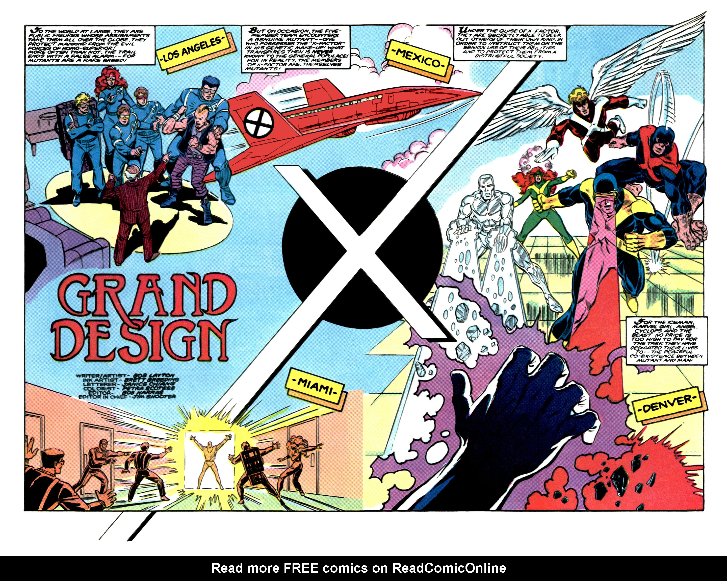 Read online X-Factor (1986) comic -  Issue # _ Annual 1 - 3