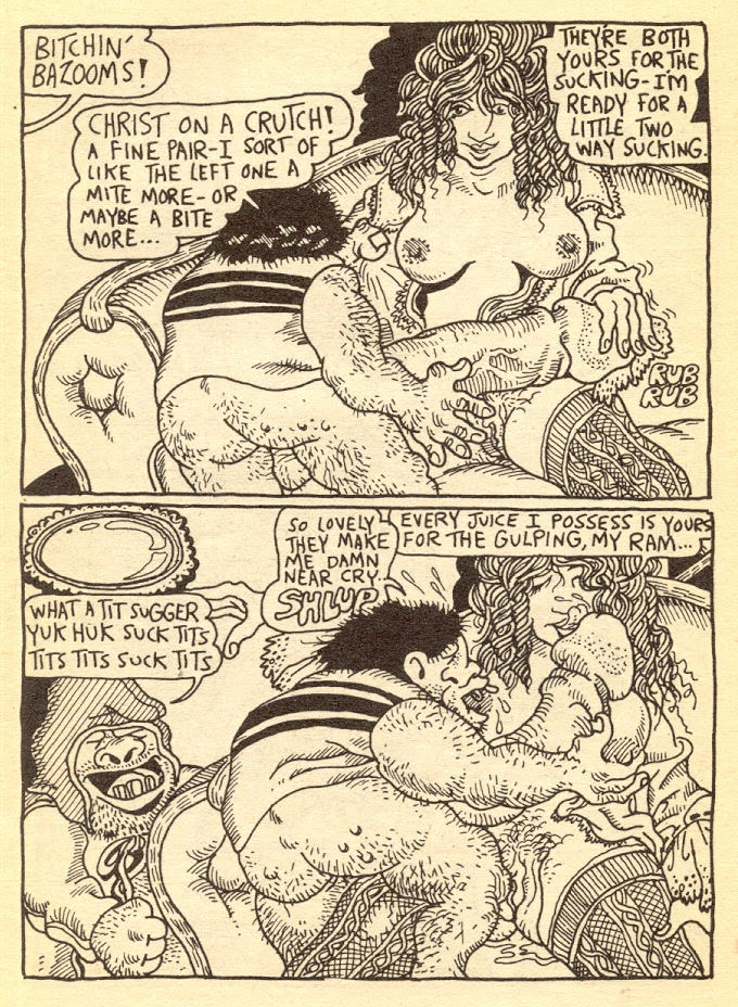 Snatch Comics issue 3 - Page 13